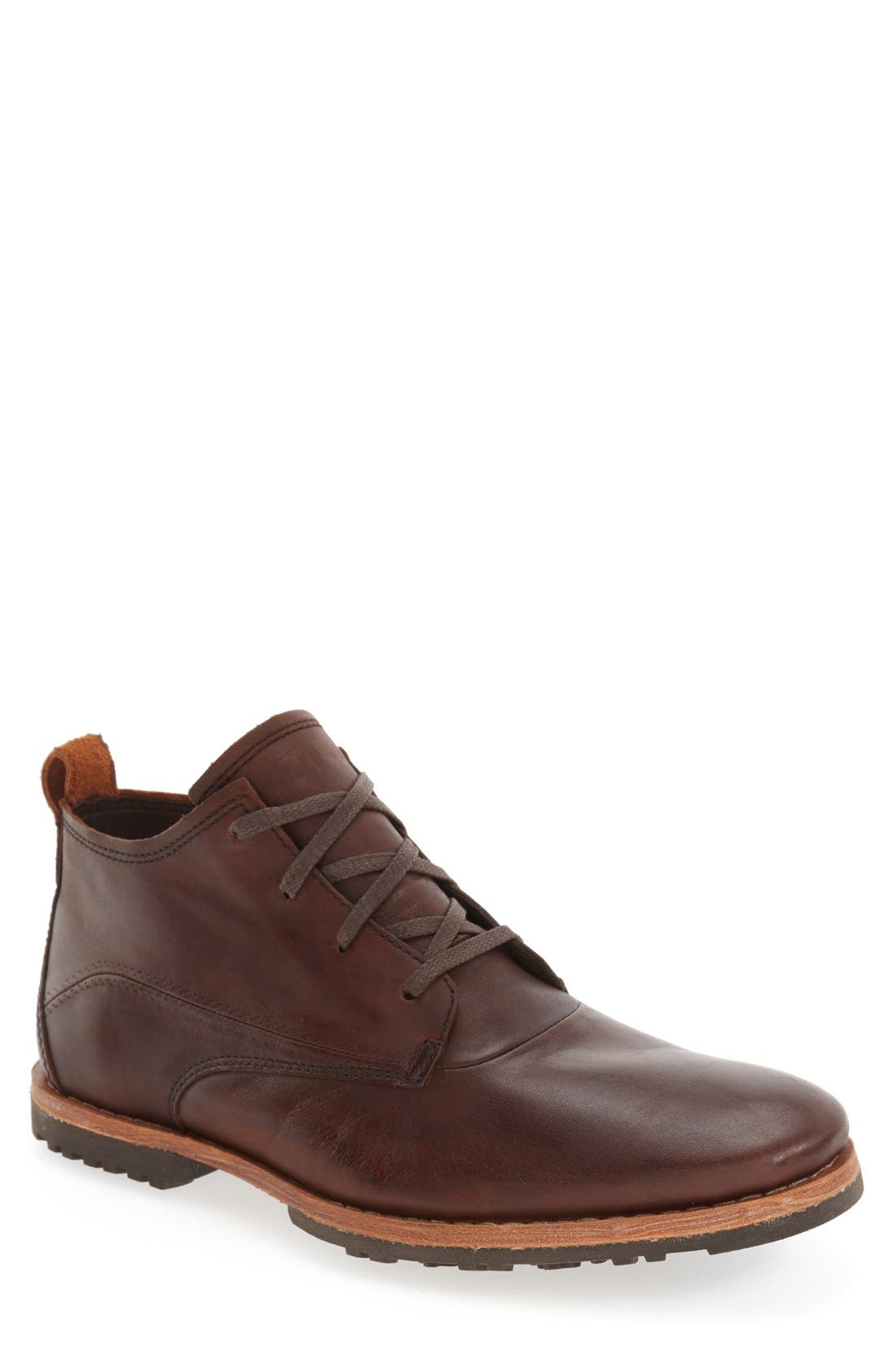 'Bardstown' Chukka Boot,                             Main thumbnail 1, color,                             Puce