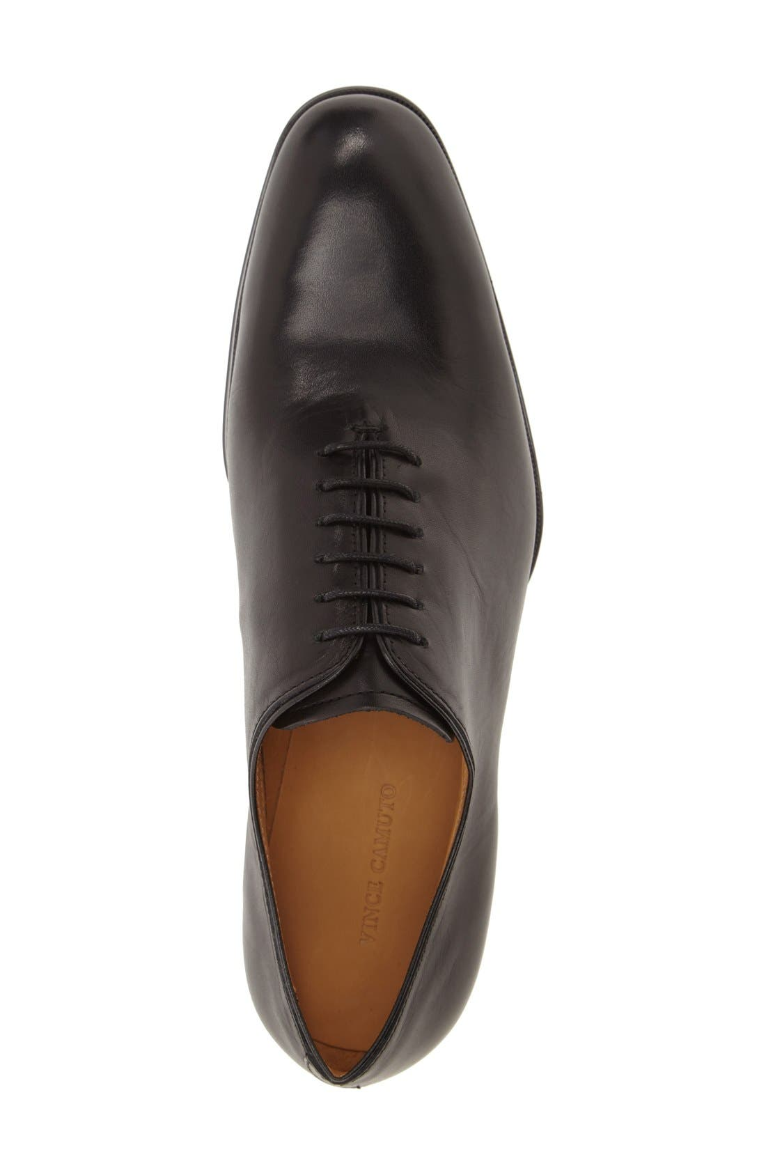 Alternate Image 3  - Vince Camuto 'Tarby' Wholecut Oxford (Men)
