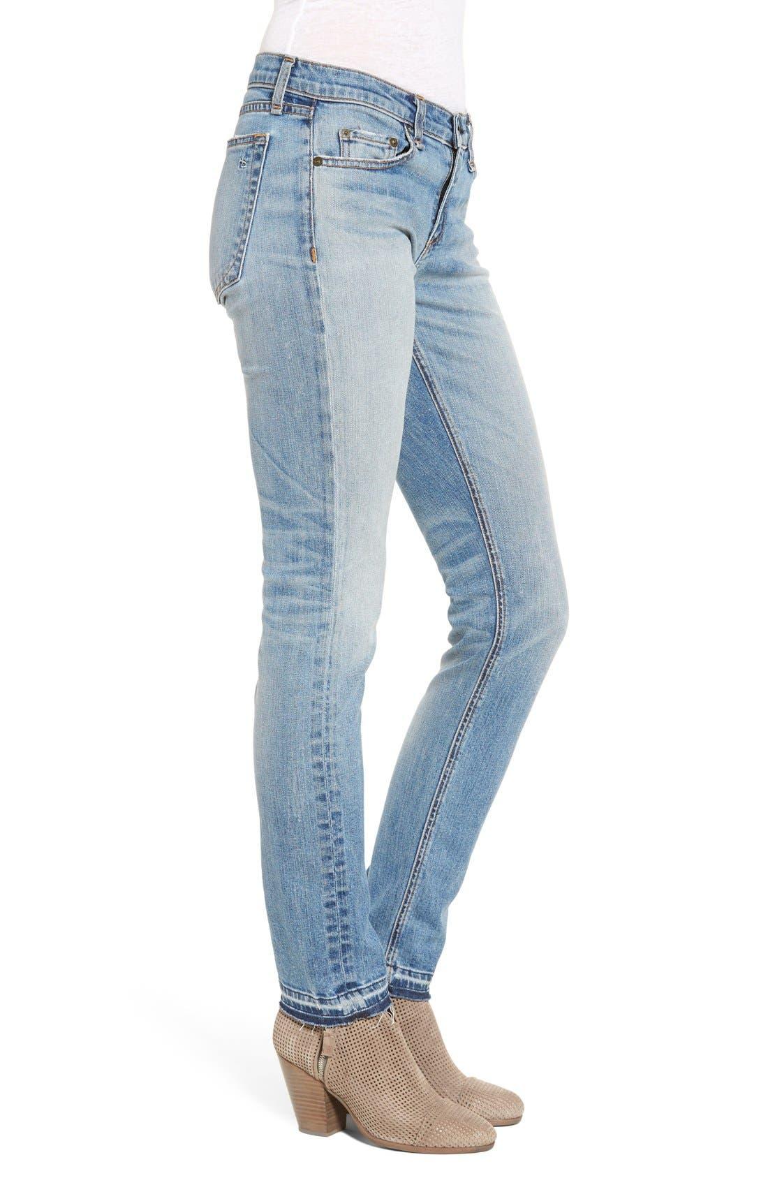 Alternate Image 3  - rag & bone/JEAN 'The Dre' Slim Boyfriend Jeans