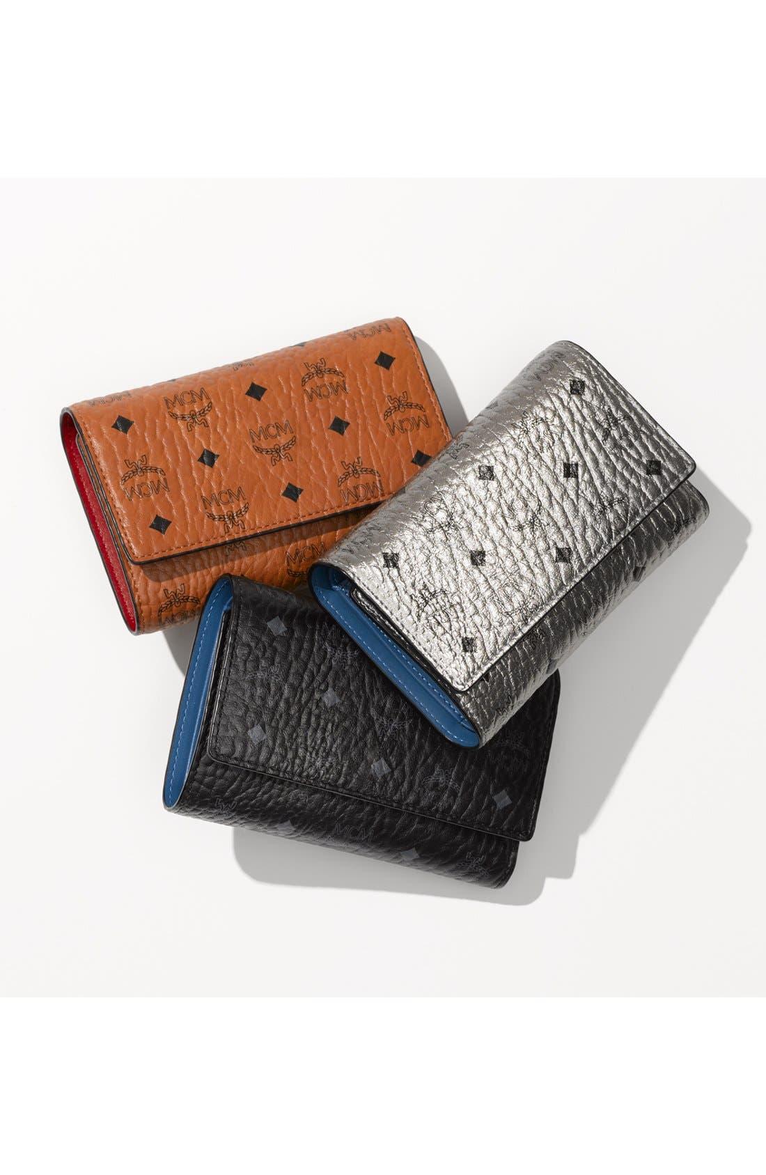 Alternate Image 6  - MCM 'Visetos' Trifold Wallet
