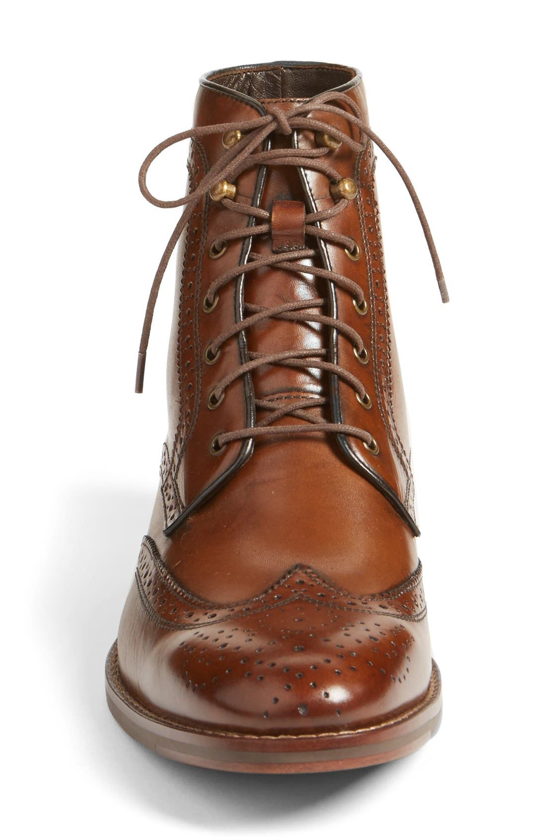 Alternate Image 3  - J&M 1850 Meritt Wingtip Boot (Men) (Nordstrom Exclusive)