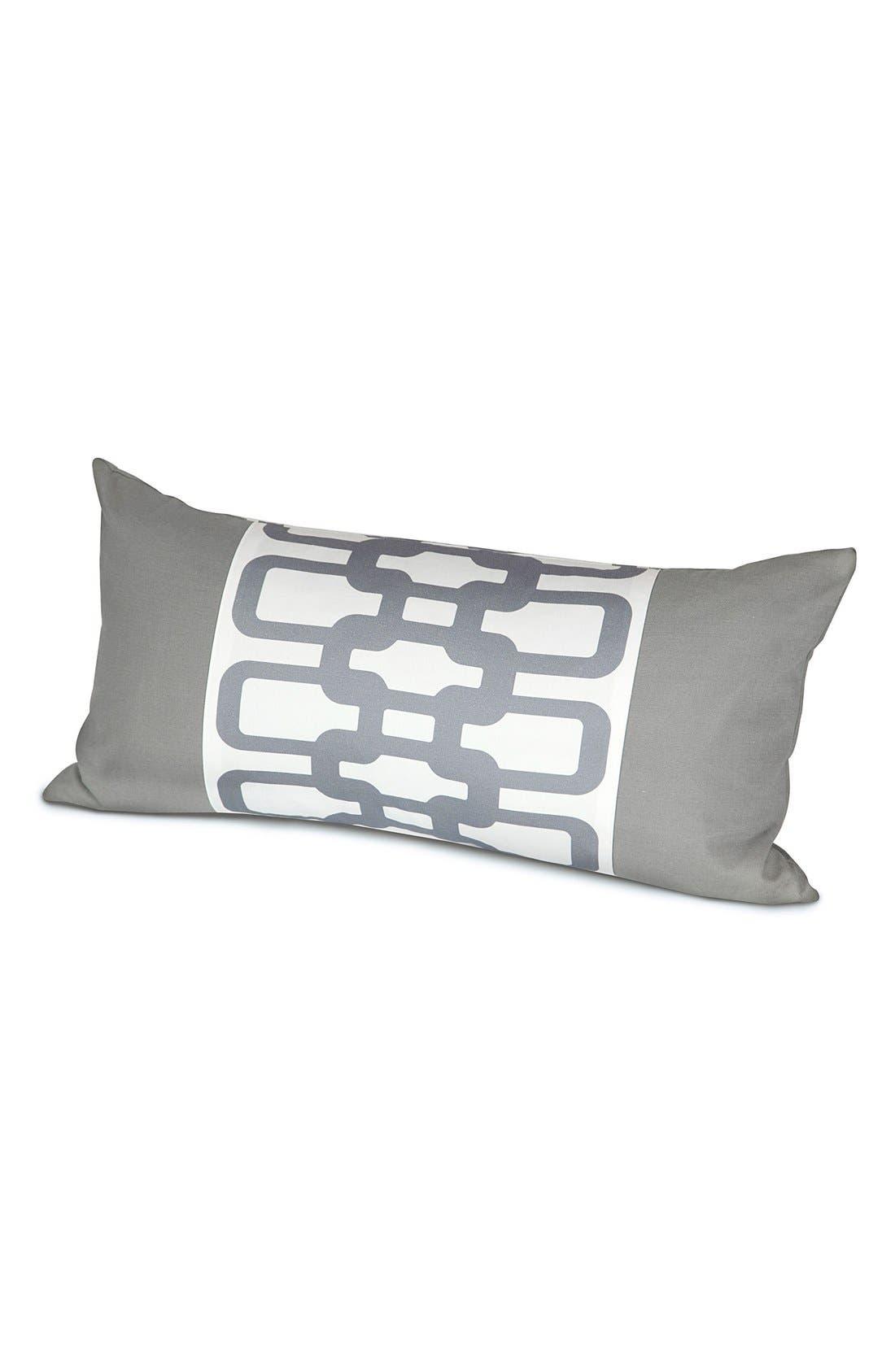 Crib Pillow,                         Main,                         color, Charcoal