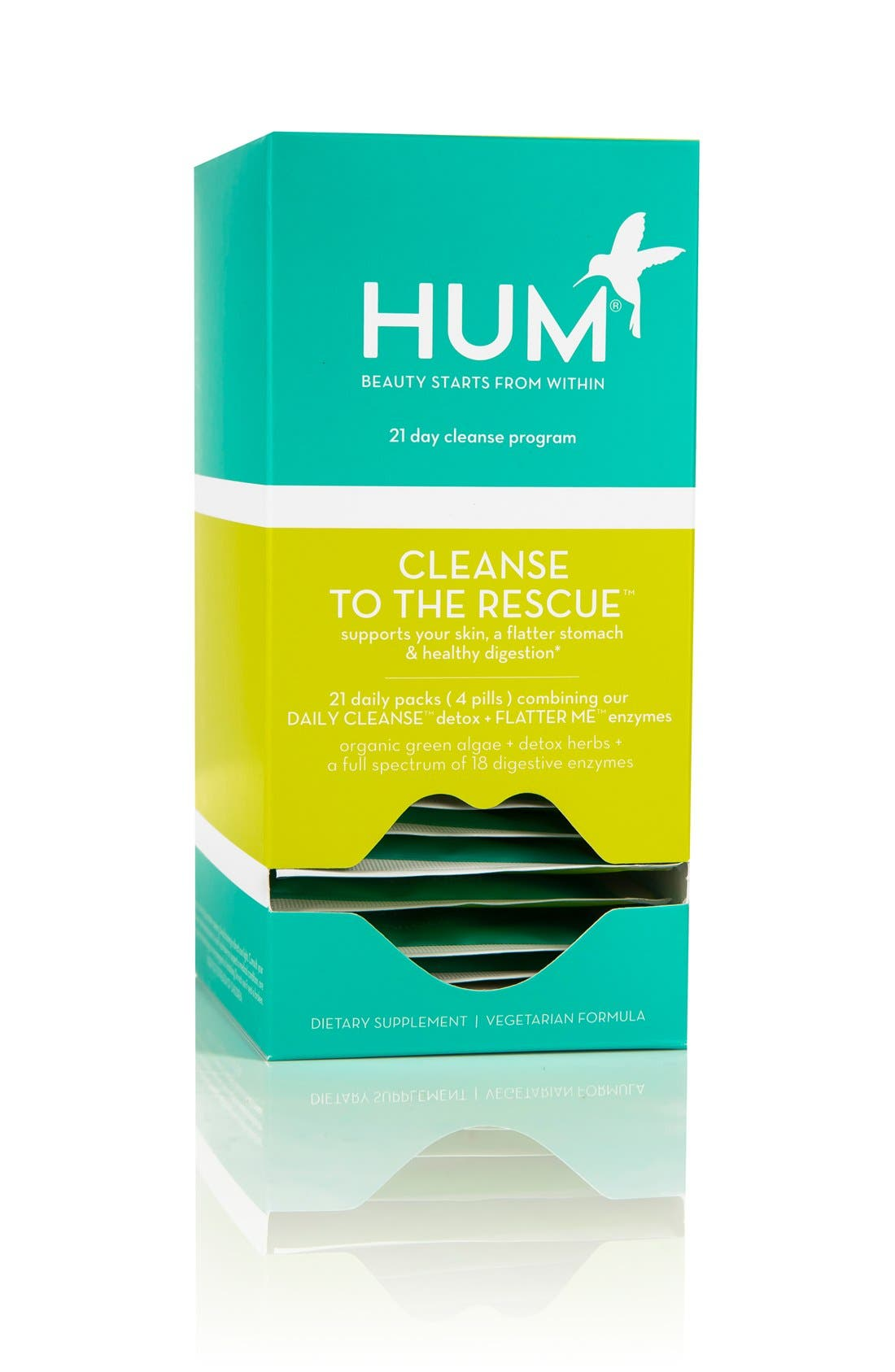 Hum Nutrition Cleanse to the Rescue Regimen