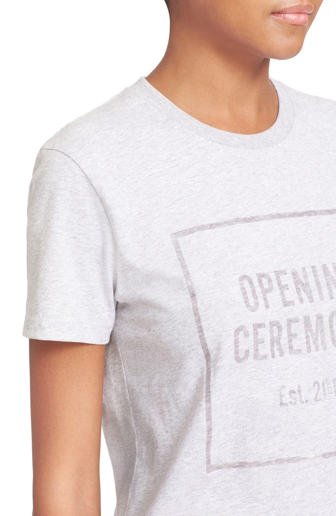 Alternate Image 4  - Opening Ceremony 'OC Box' Logo Tee