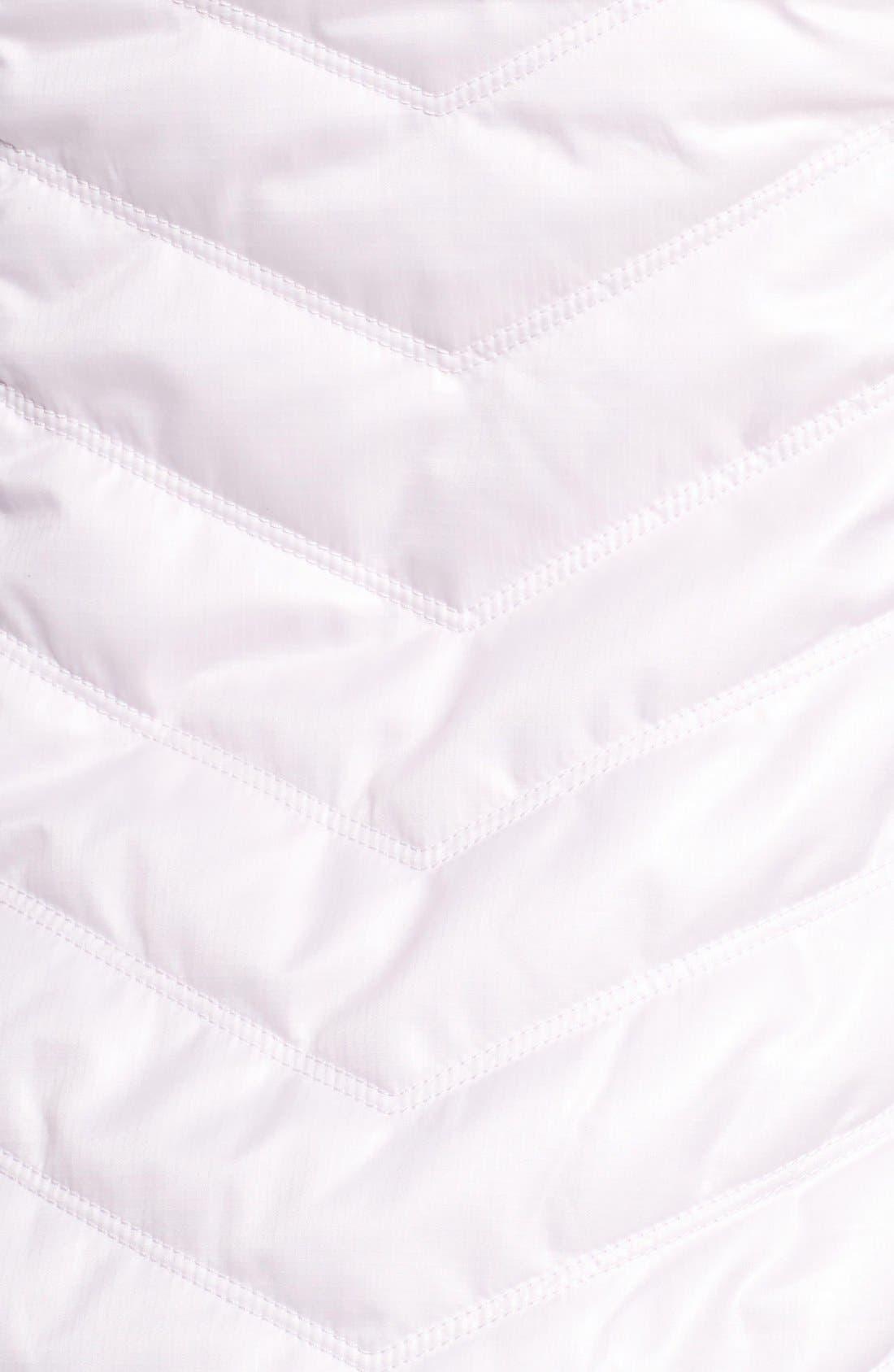 Alternate Image 3  - Zella Zelfusion Reflective Quilted Jacket