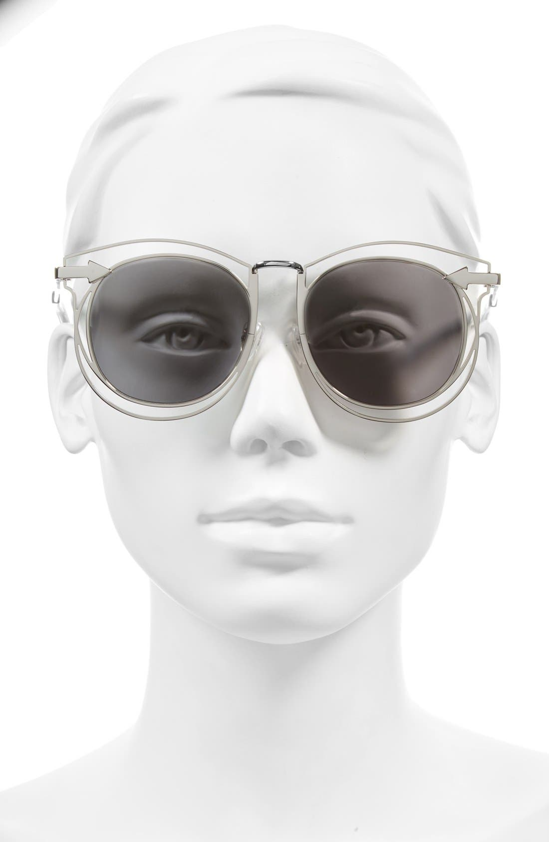 Alternate Image 2  - Karen Walker 'Simone' 54mm Retro Sunglasses