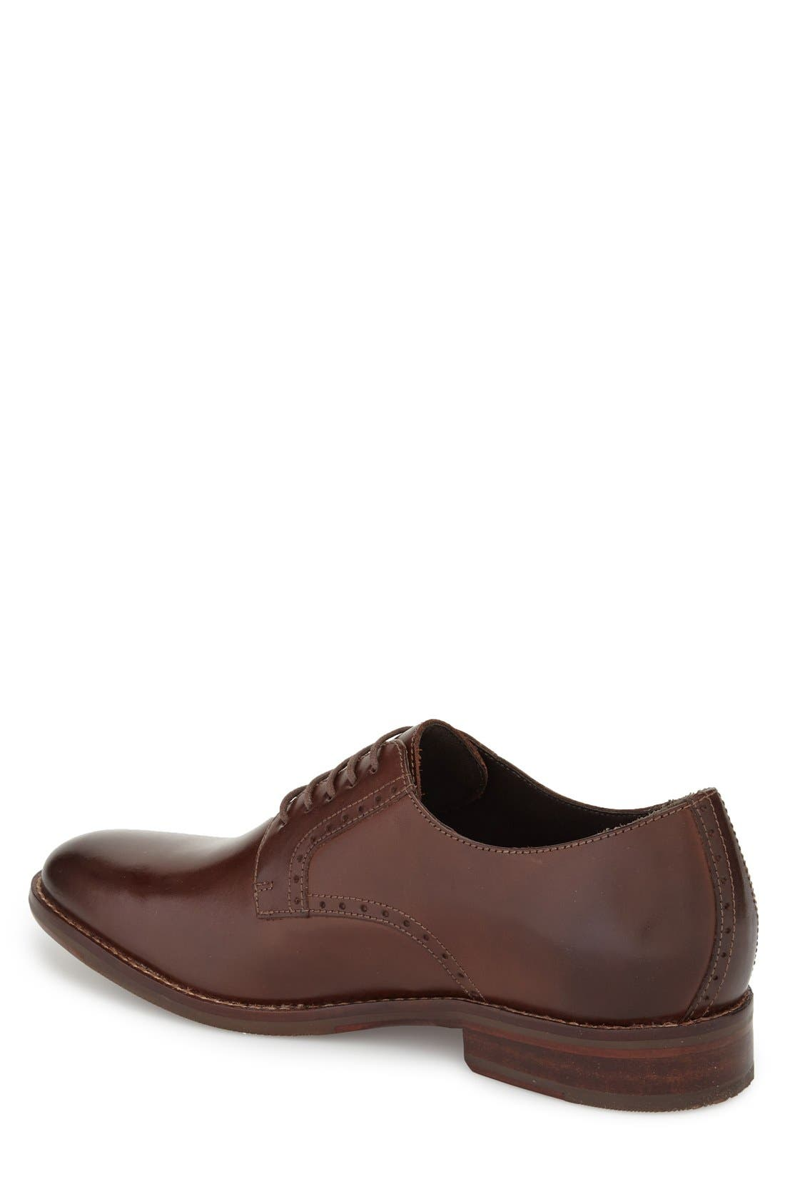 Alternate Image 2  - J&M 1850 'Meritt Plain Toe Derby (Men) (Nordstrom Exclusive)