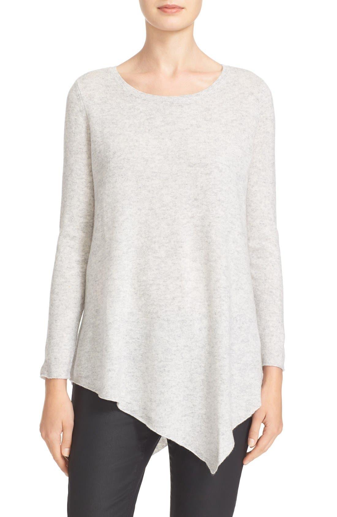 Main Image - Joie 'Tambrel' Asymmetrical Sweater Tunic