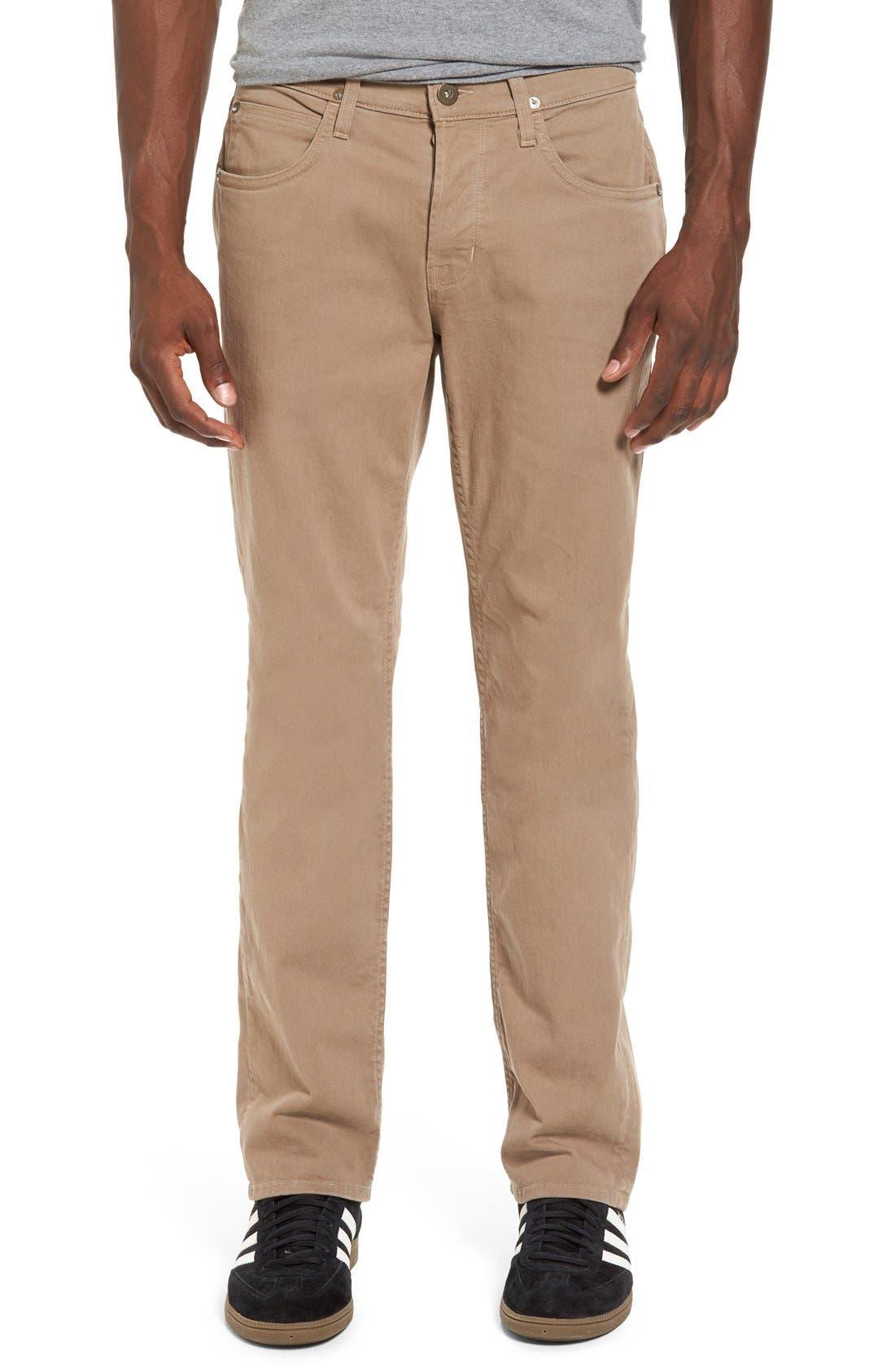HUDSON JEANS Hudson Byron Slim Straight Leg Jeans
