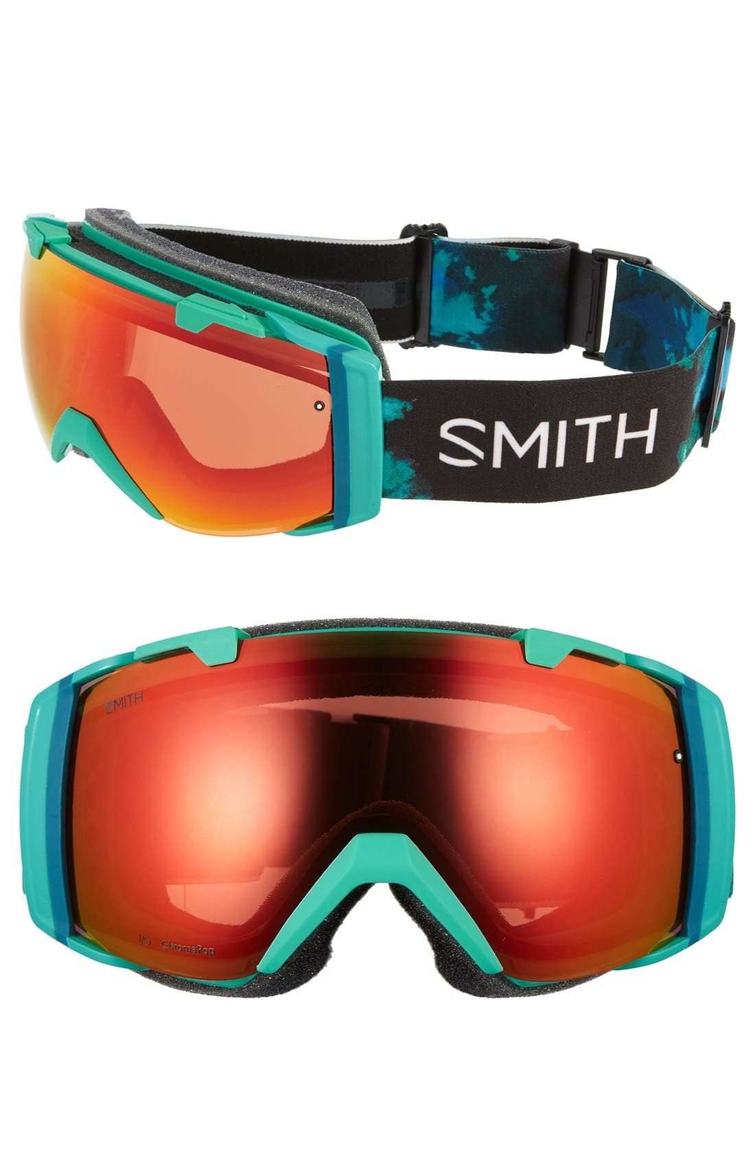 'I/O' Snow Goggles,                         Main,                         color, Opal Unexpected/ Chromapop