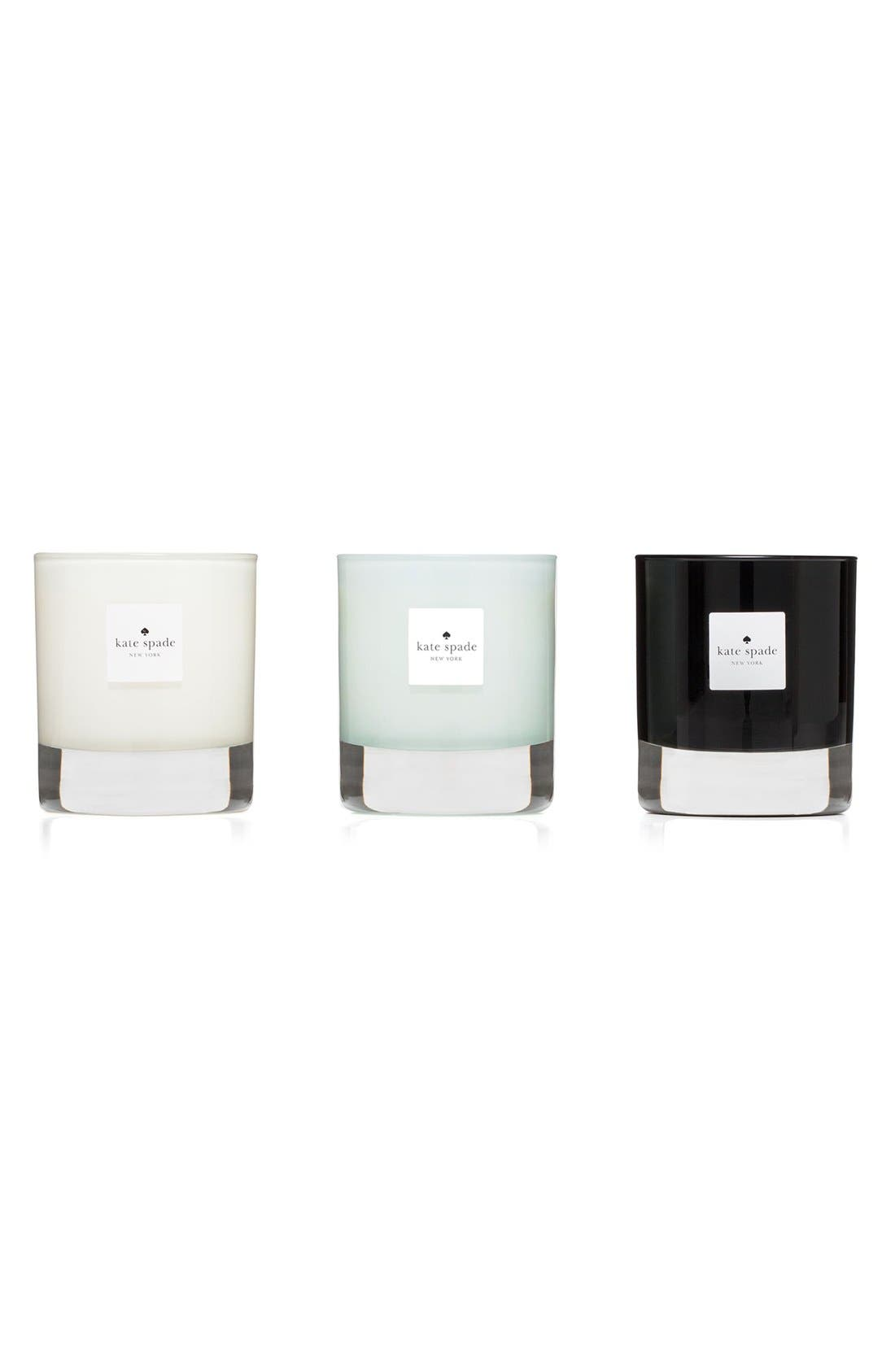 kate spade new york walk on air candle trio (Limited Edition)