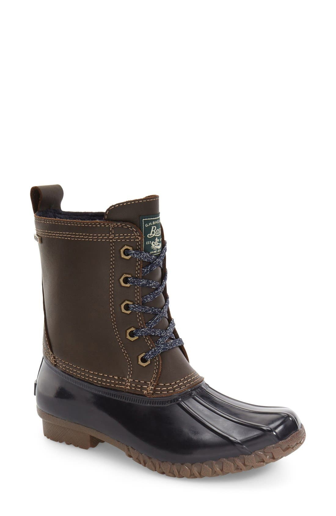 G.H. Bass & Co. Daisy Waterproof Duck Boot (Women)