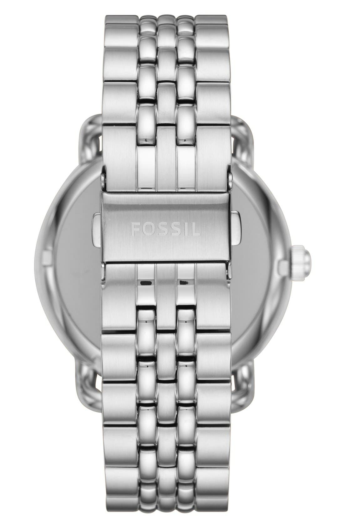 Alternate Image 2  - Fossil Q Wander Digital Smart Bracelet Watch, 45mm