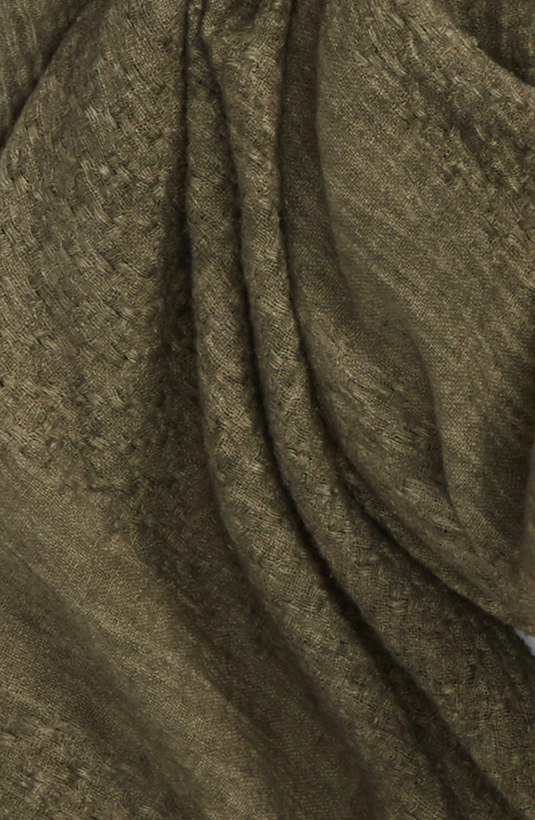 Alternate Image 3  - BP. Woven Cotton Square Scarf