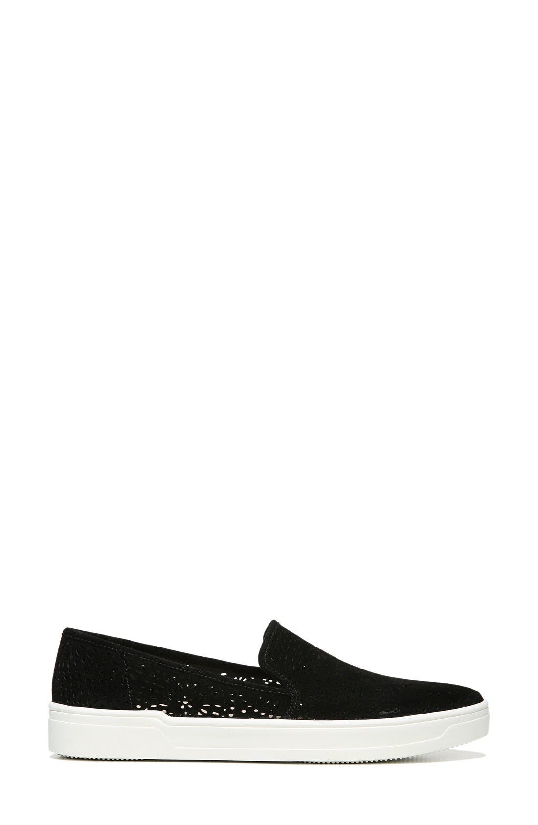 Alternate Image 4  - Via Spiga Gavra Perforated Slip-On Sneaker (Women)