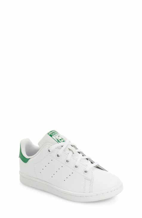 df78bf1e1296 adidas Stan Smith Foundation Sneaker (Toddler   Little Kid)