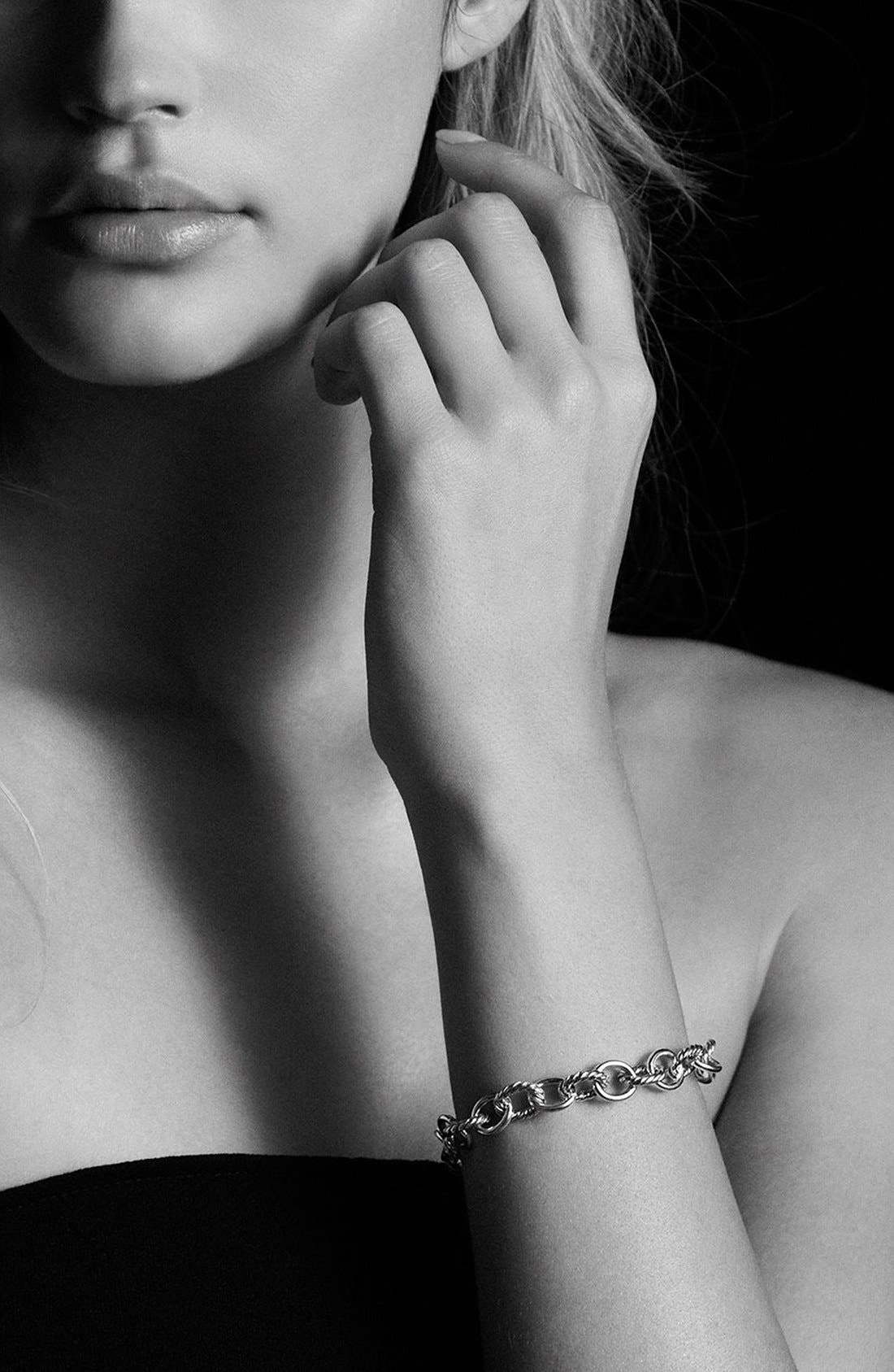Alternate Image 3  - David Yurman 'Oval' Link Bracelet