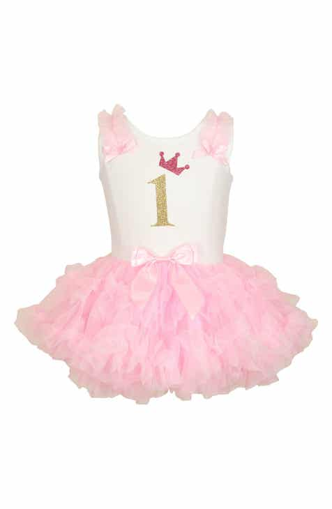 7b9d04ab780c Popatu Birthday Tutu Dress (Baby Girls)
