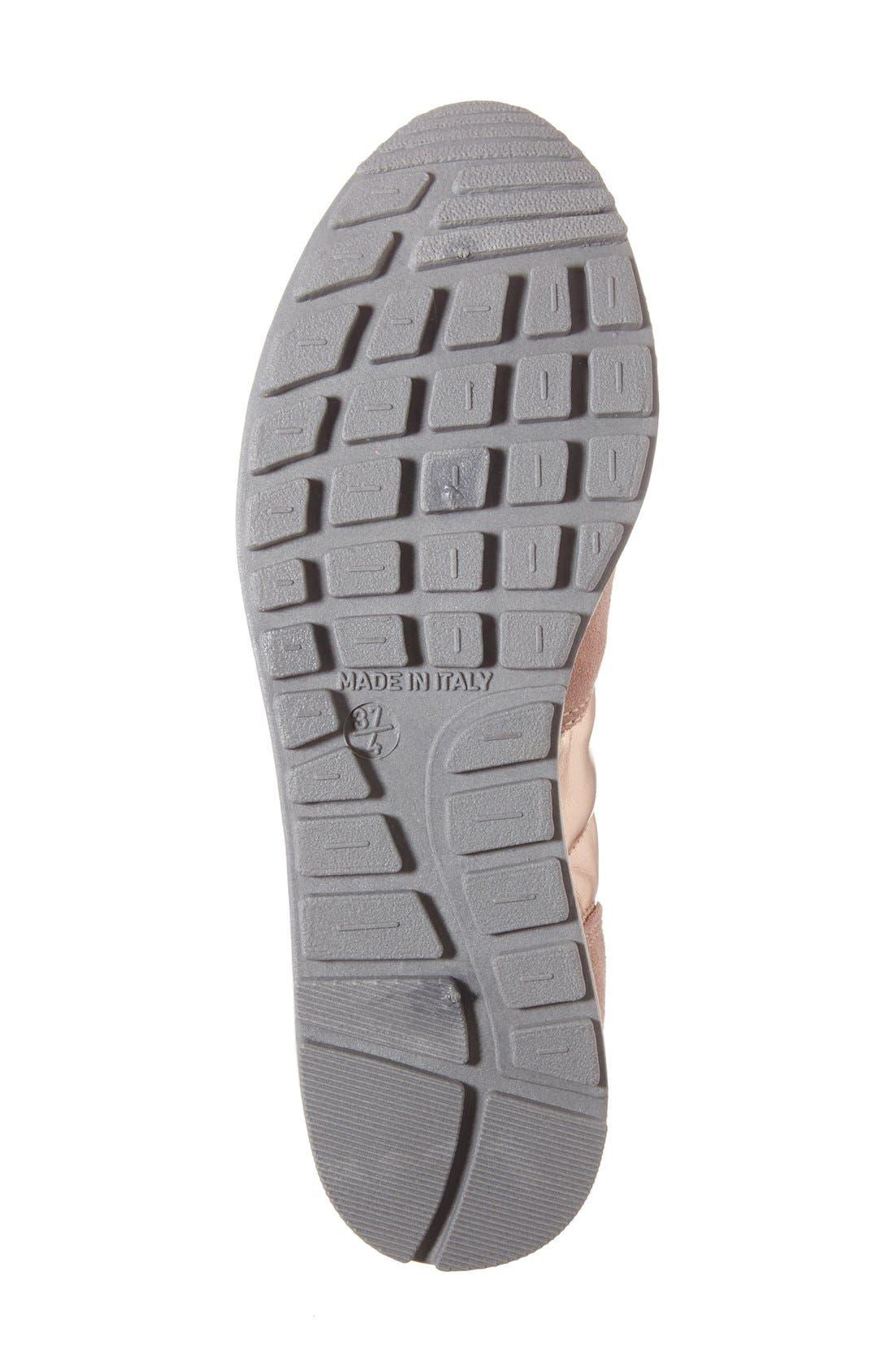 Alternate Image 4  - Topshop Charlie Sneaker (Women)