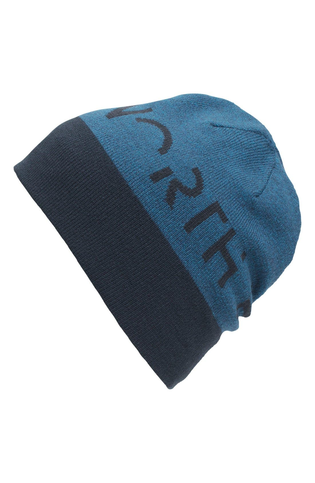 Alternate Image 1 Selected - The North Face Reversible Beanie