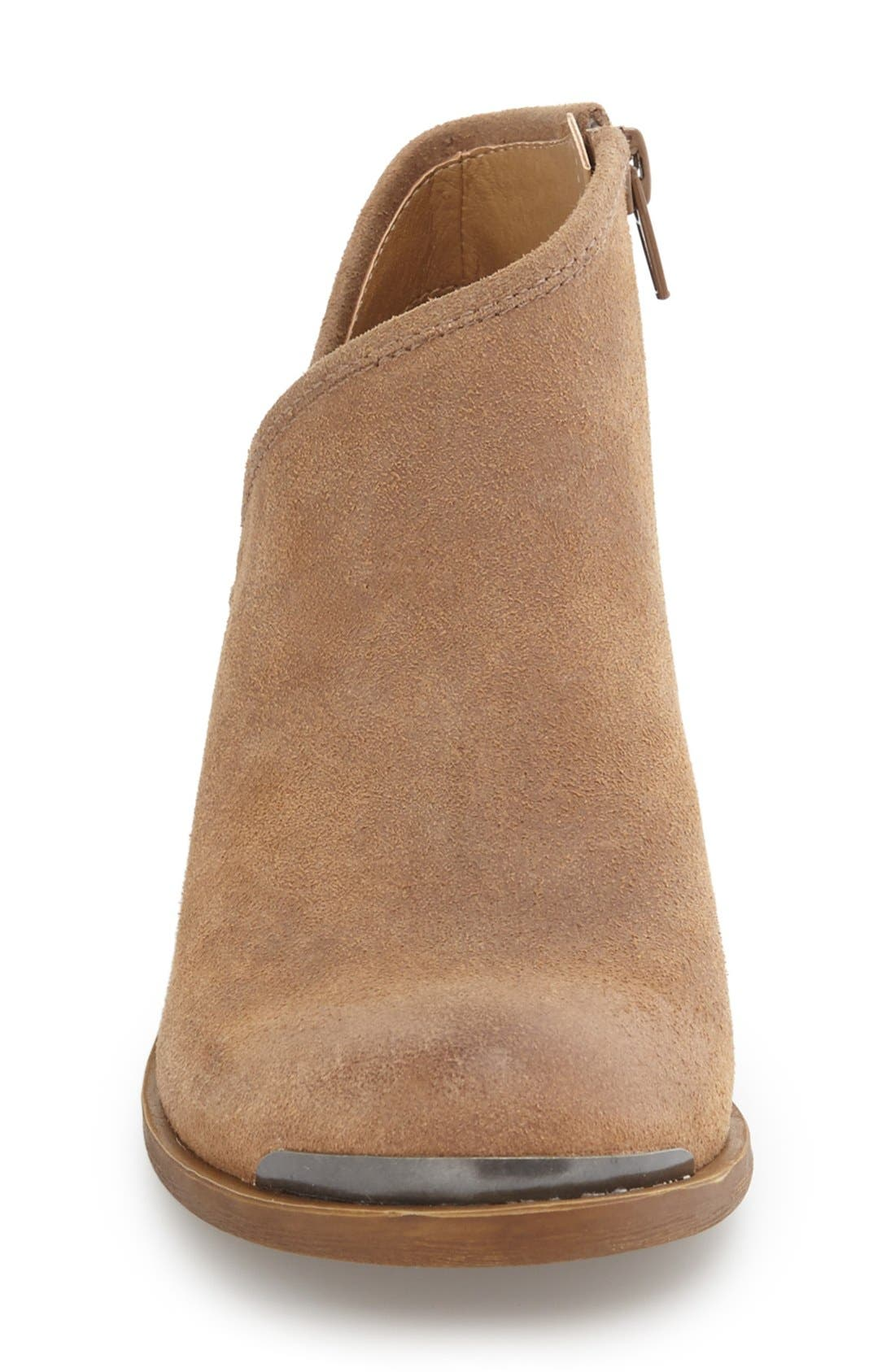 Alternate Image 3  - Lucky Brand Breeza Asymmetrical Bootie (Women)