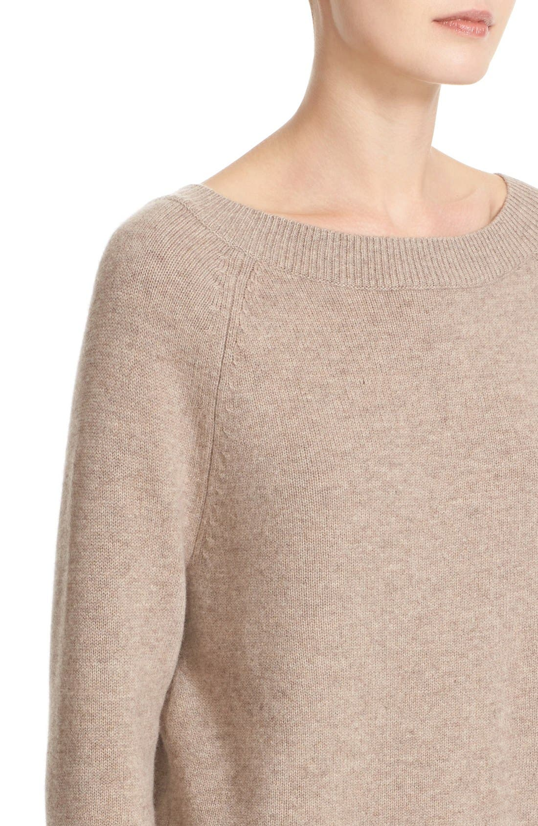 Alternate Image 4  - Equipment Cody Wool & Cashmere Boatneck Sweater (Nordstrom Exclusive)