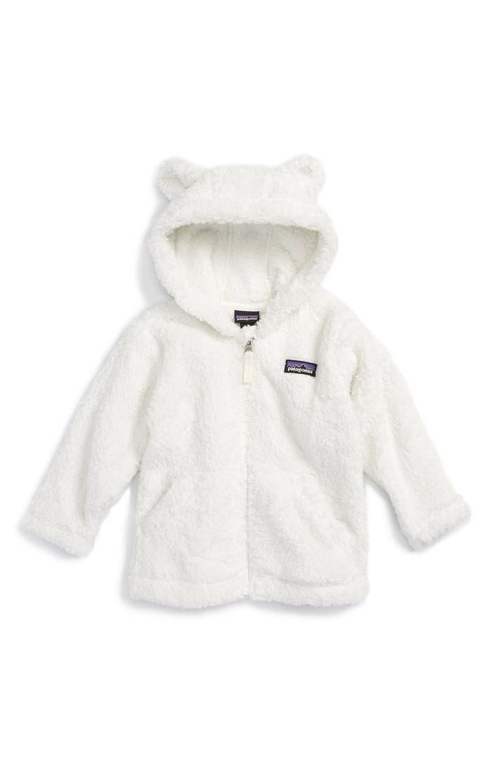 Patagonia Furry Friends Fleece Hoodie Baby Nordstrom