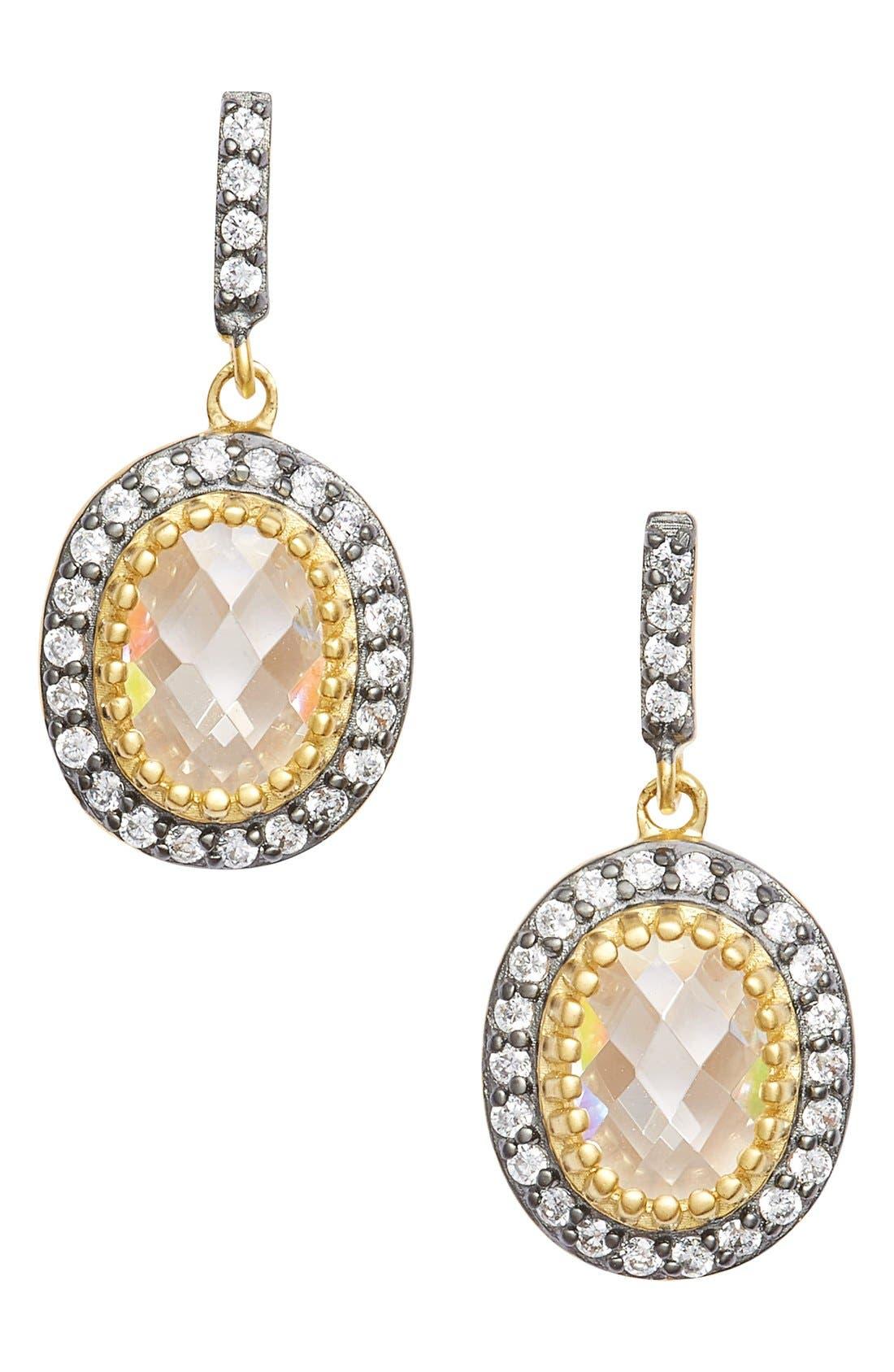 Main Image - FREIDA ROTHMAN Opera Drop Earrings