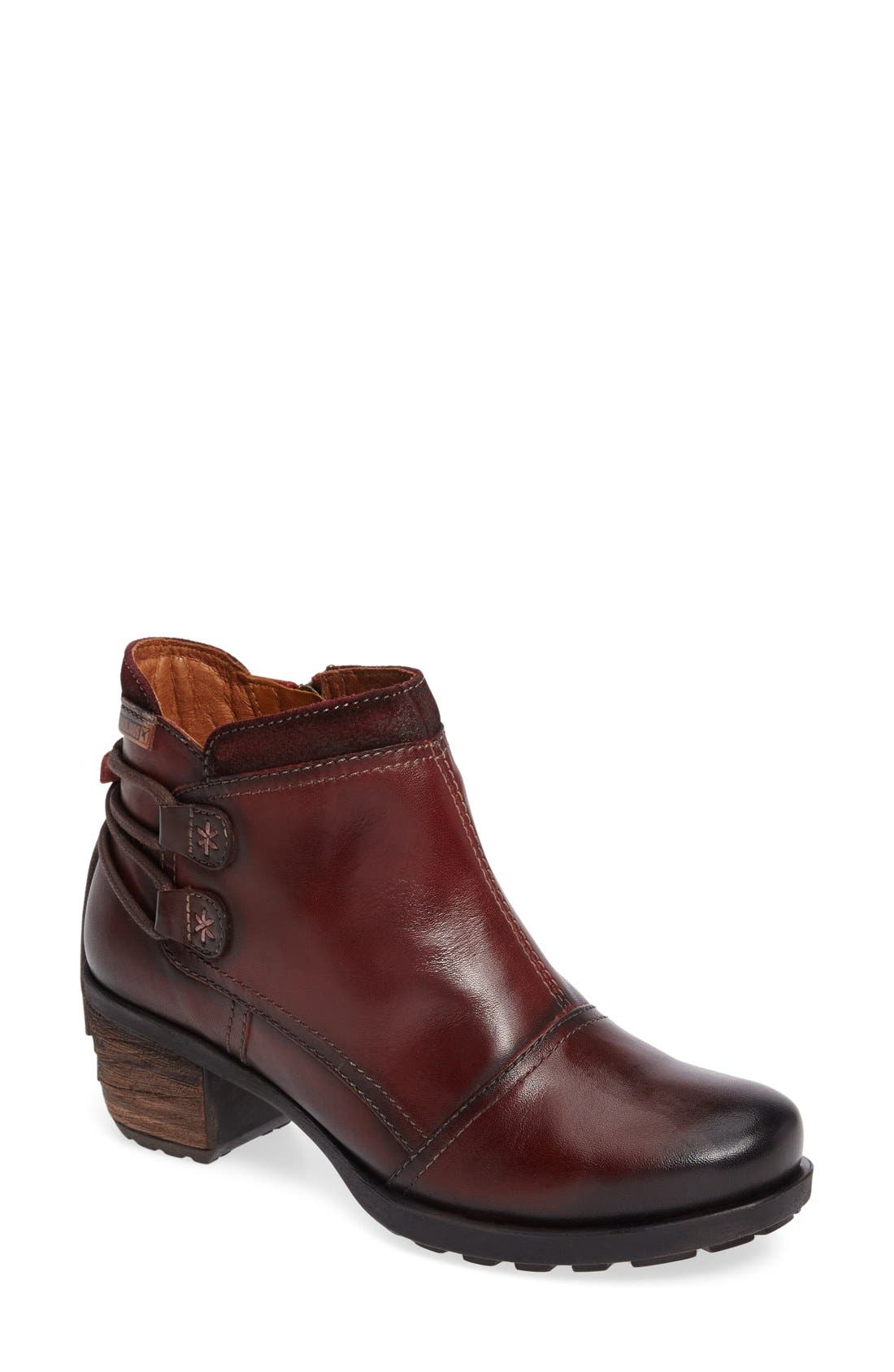 PIKOLINOS Le Mans Split Shaft Bootie (Women)