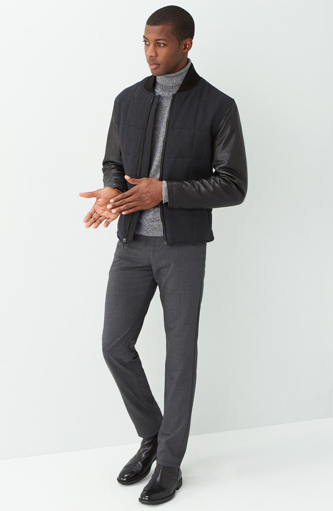Alternate Image 6  - Brax 'Manager' Five-Pocket Wool Pants