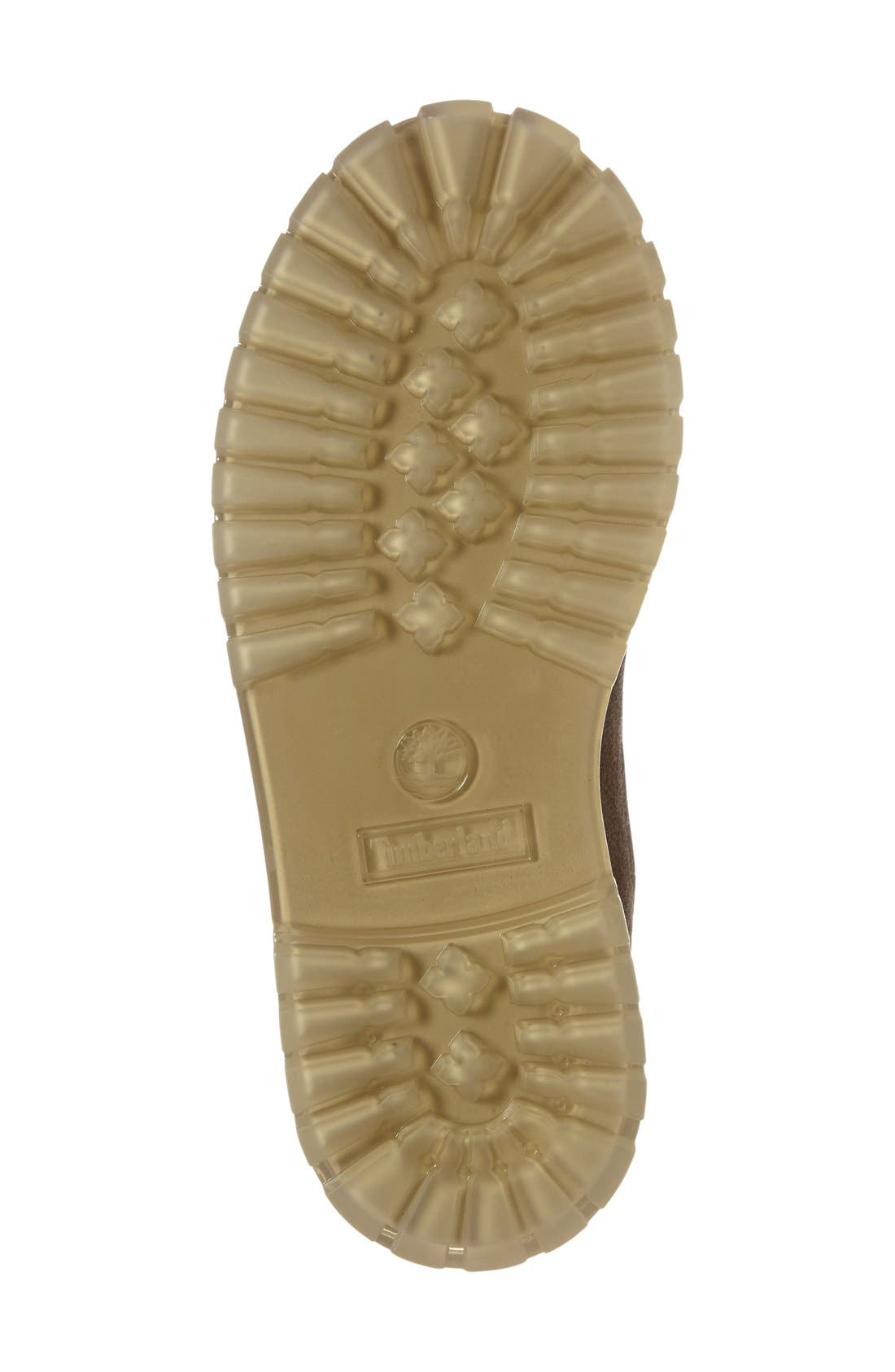 '6 Inch' Waterproof PrimaLoft<sup>®</sup> ECO Insulated Winter Boot,                             Alternate thumbnail 4, color,                             Dark Olive Suede