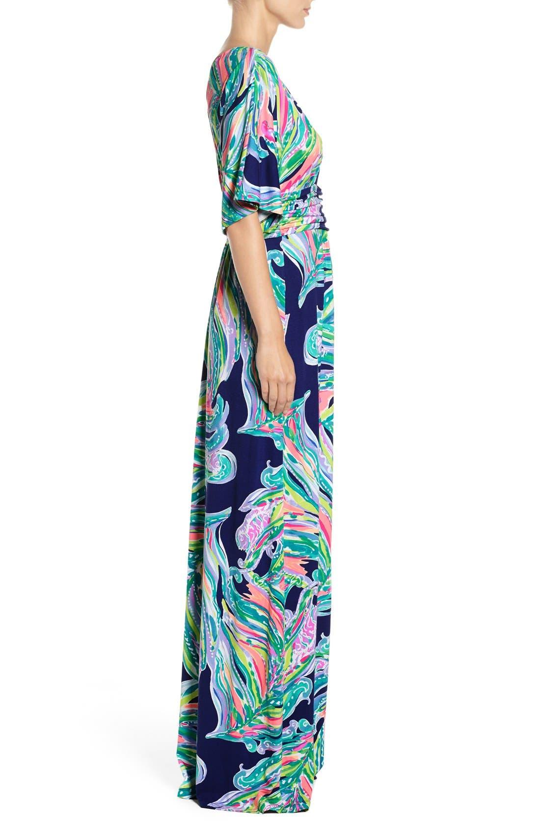 Alternate Image 3  - Lilly Pulitzer® Parigi Maxi Dress