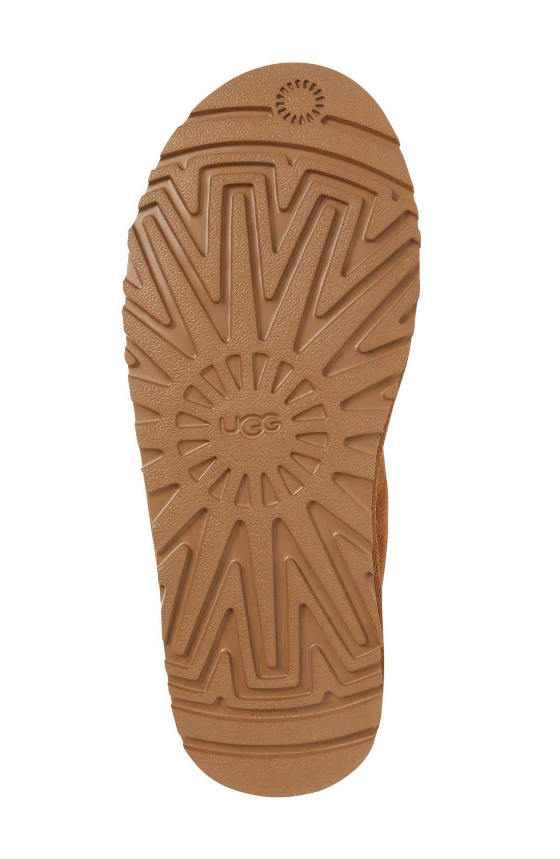 Alternate Image 4  - UGG® Harkley Lace-Up Boot (Men)