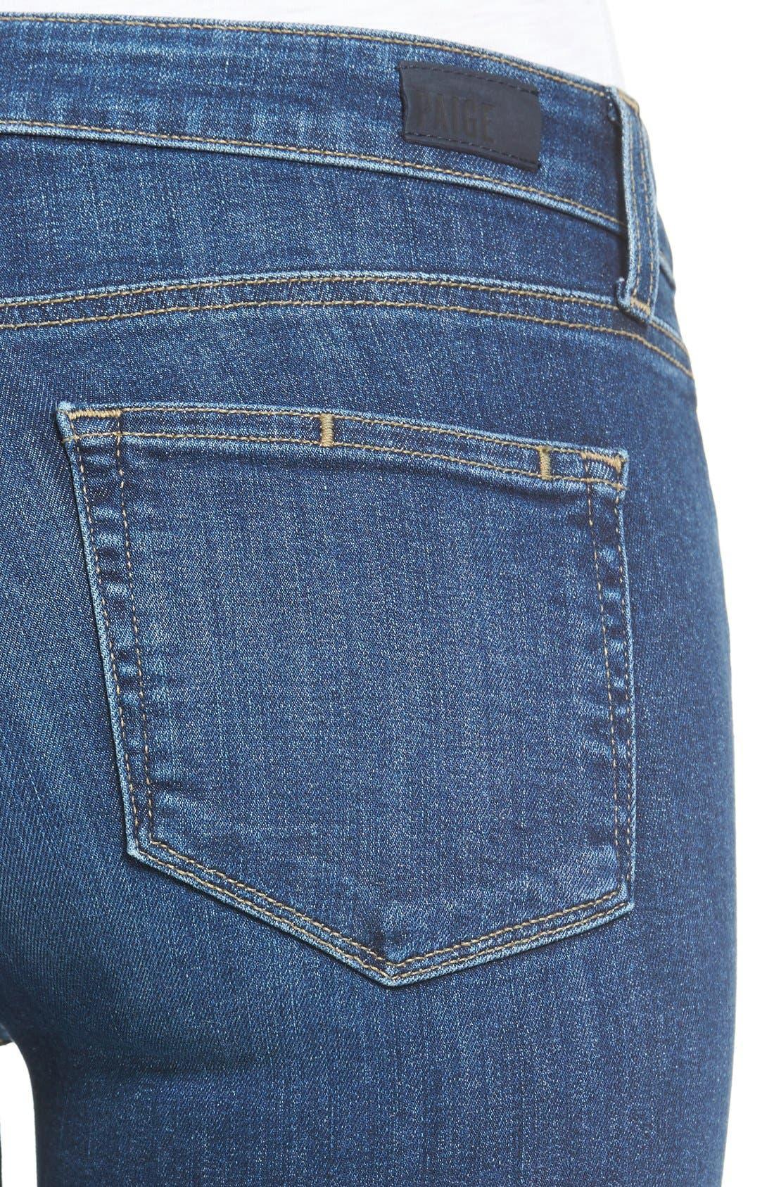 Legacy - Verdugo Step Hem Skinny Jeans,                             Alternate thumbnail 5, color,                             Lane