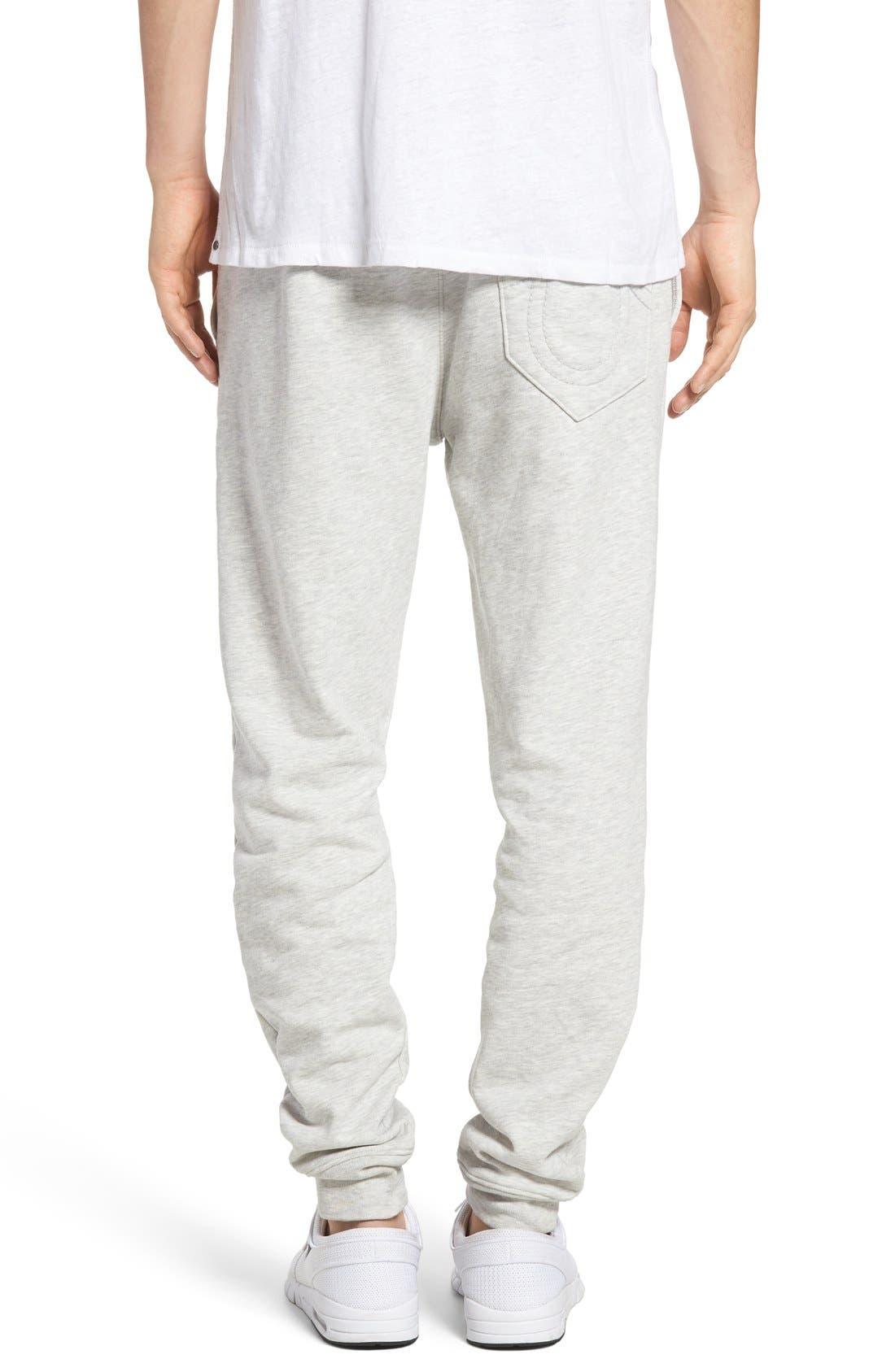Alternate Image 2  - True Religion Brand Jeans Sweatpants