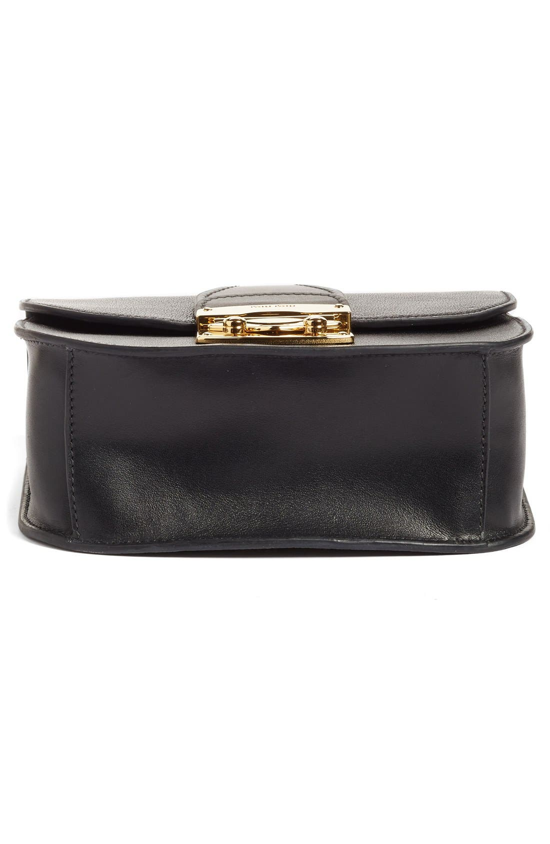 Alternate Image 6  - Miu Miu Madras Leather Crossbody Bag