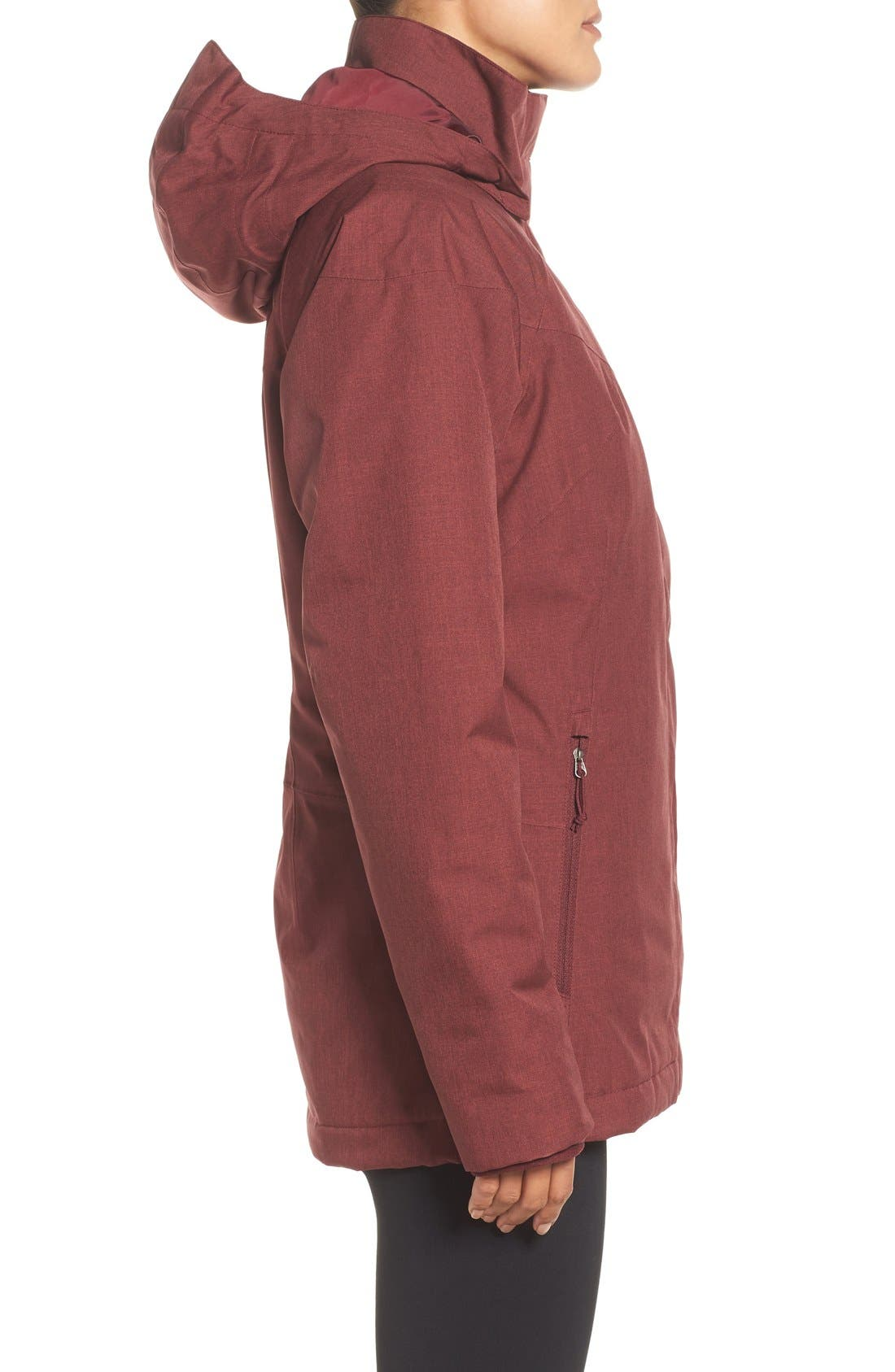 Alternate Image 3  - The North Face 'Kalispell' TriClimate® 3-in-1 Jacket