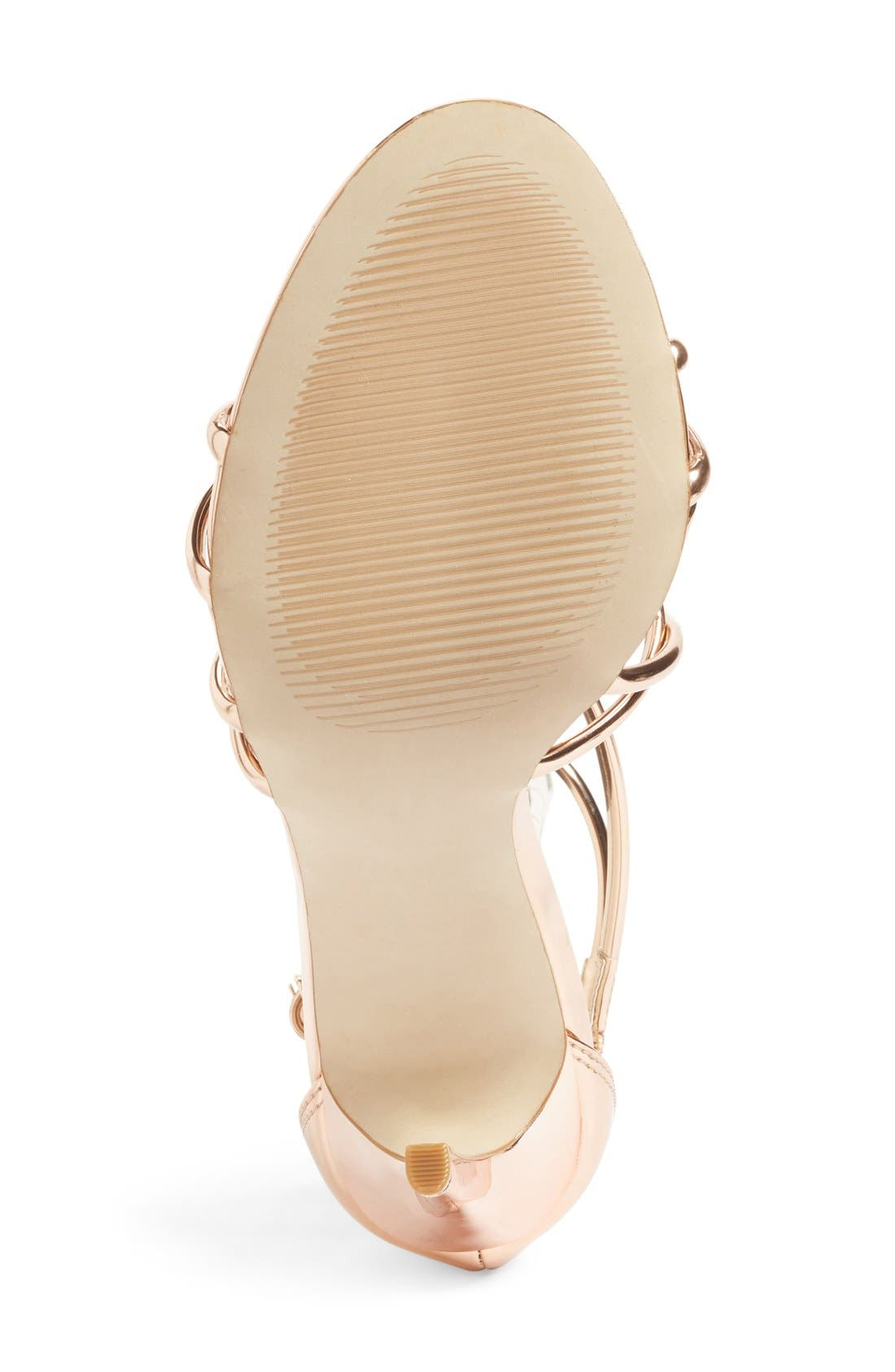 Alternate Image 4  - Steve Madden Satire Strappy Sandal (Women)