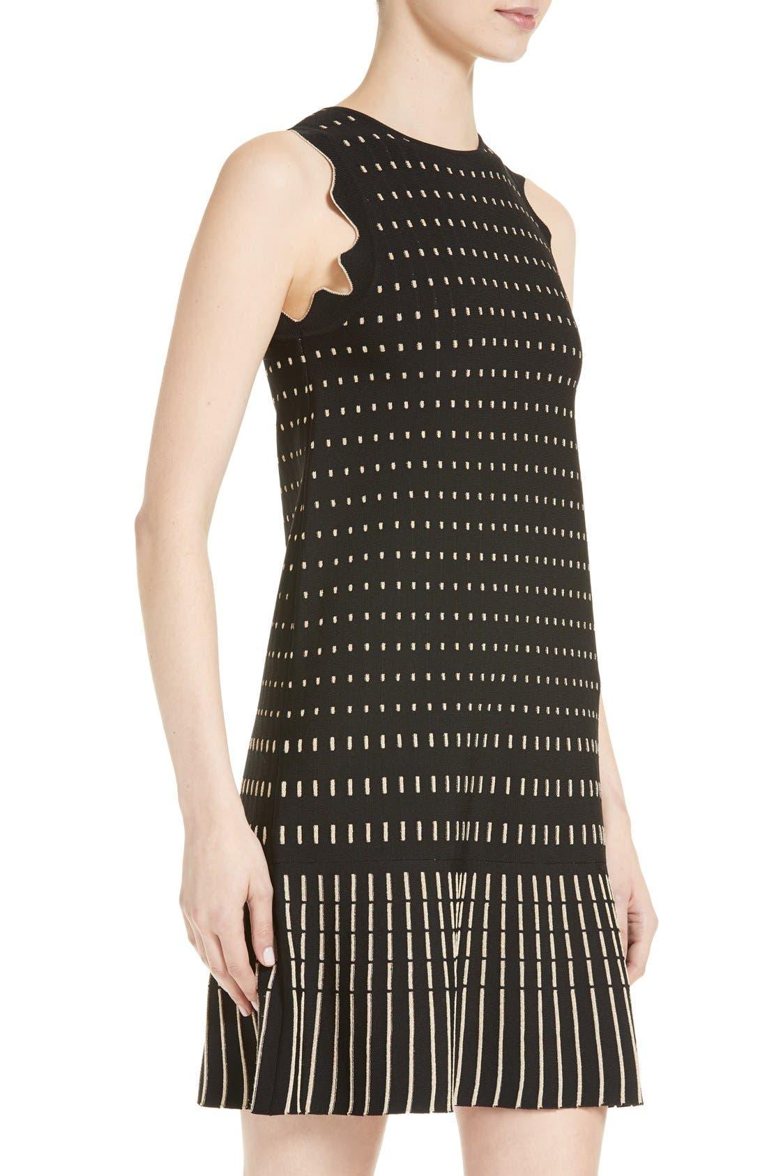 Alternate Image 4  - Ted Baker London Knit Sheath Dress