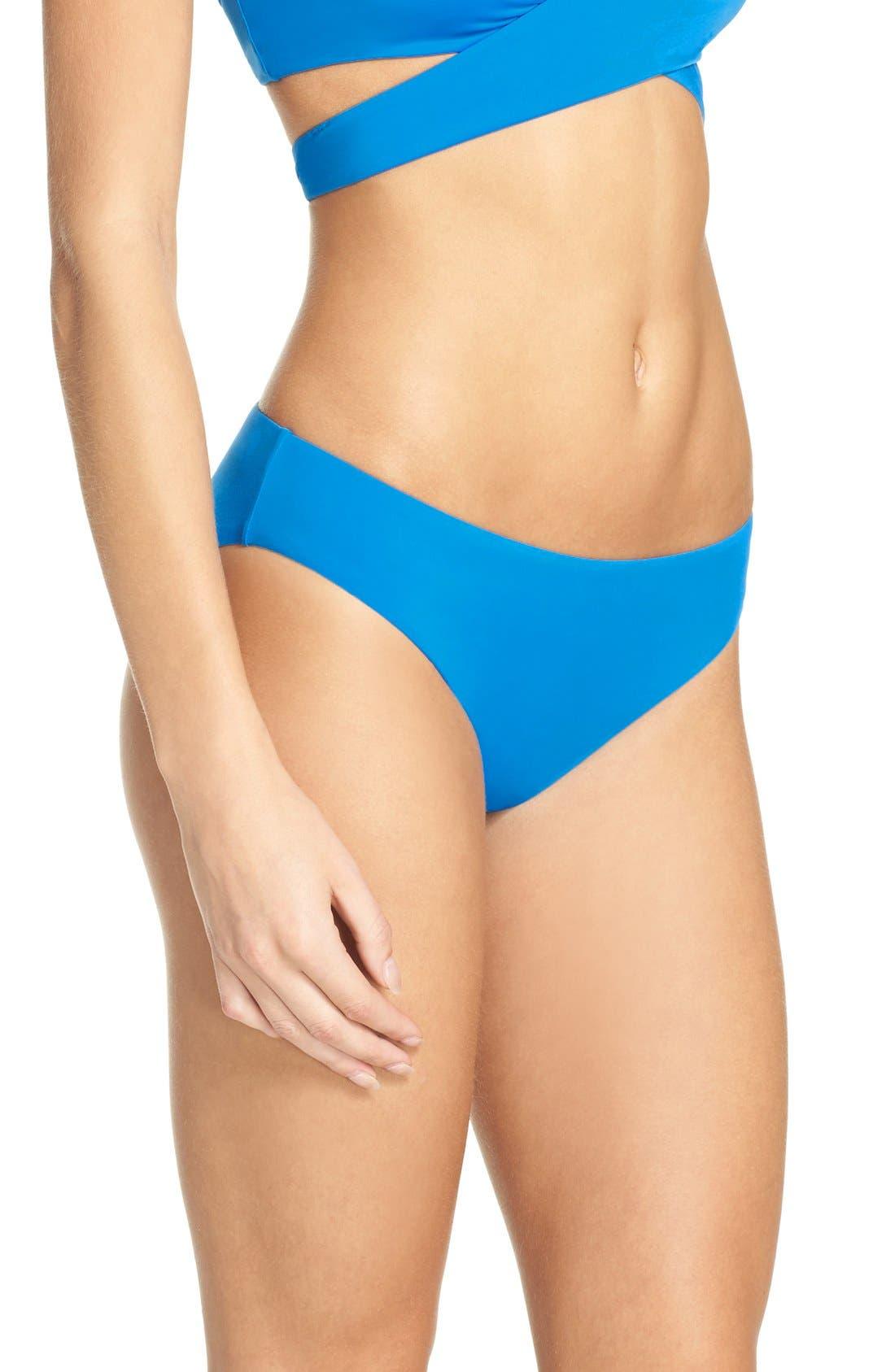 Alternate Image 3  - Laundry by Shelli Segal Bikini Bottoms