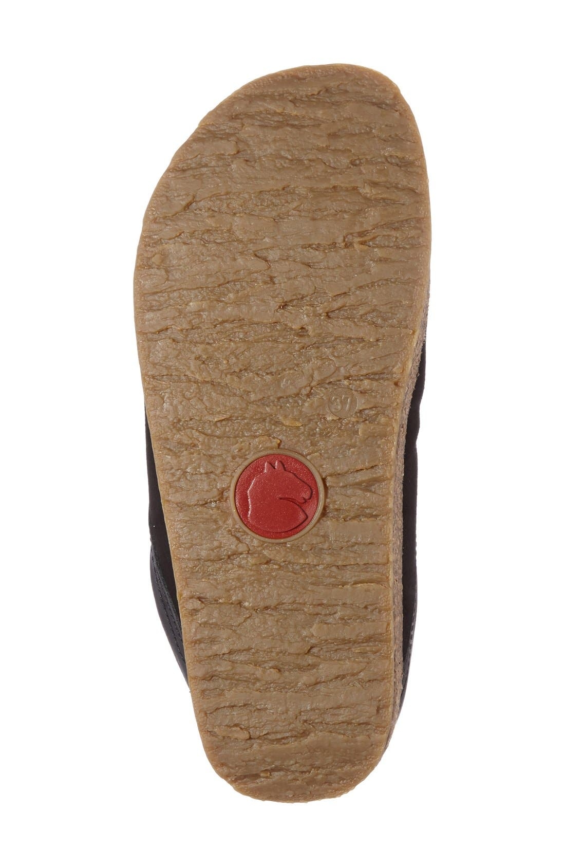 Alternate Image 4  - Haflinger Snowbird Genuine Shearling Slipper (Women)