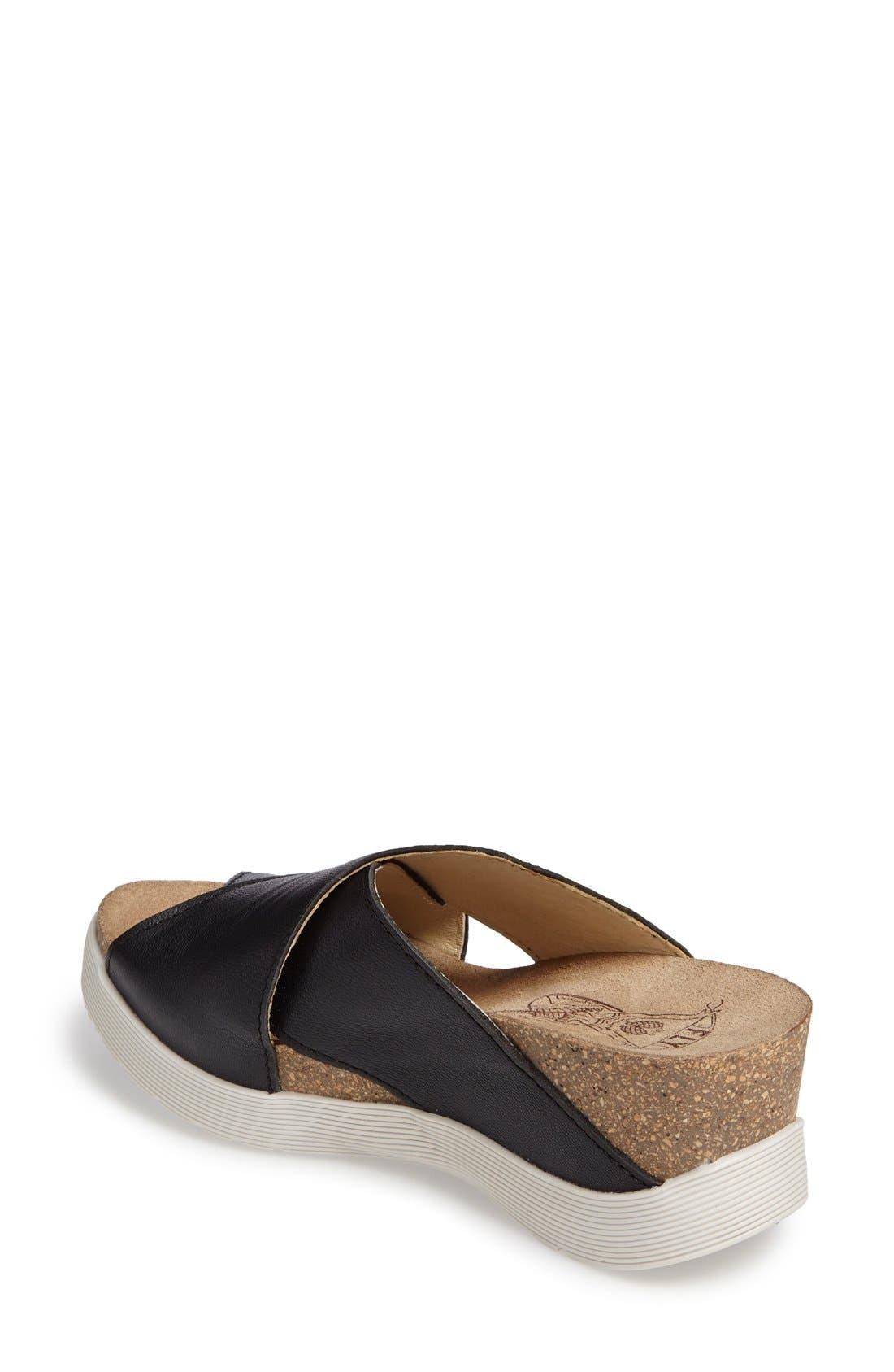 Alternate Image 2  - Fly London Wary Platform Sandal (Women)