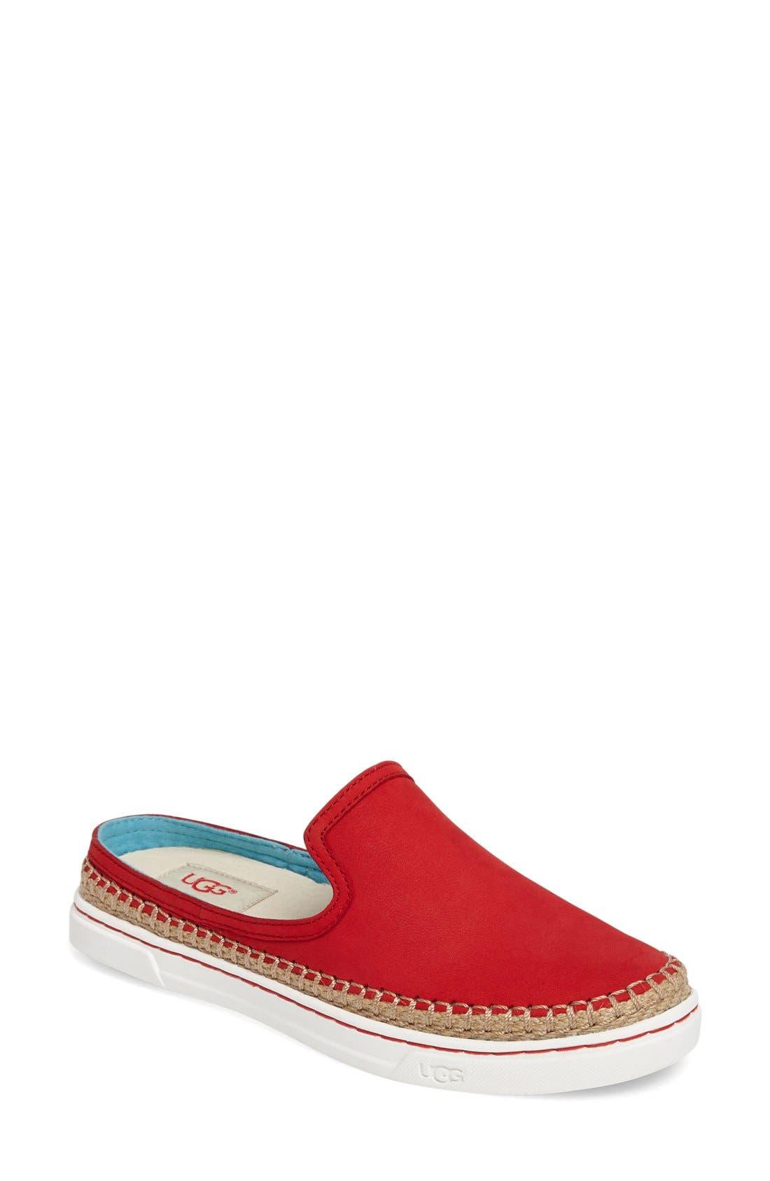 Main Image - UGG® 'Caleel' Slip-On Sneaker (Women)