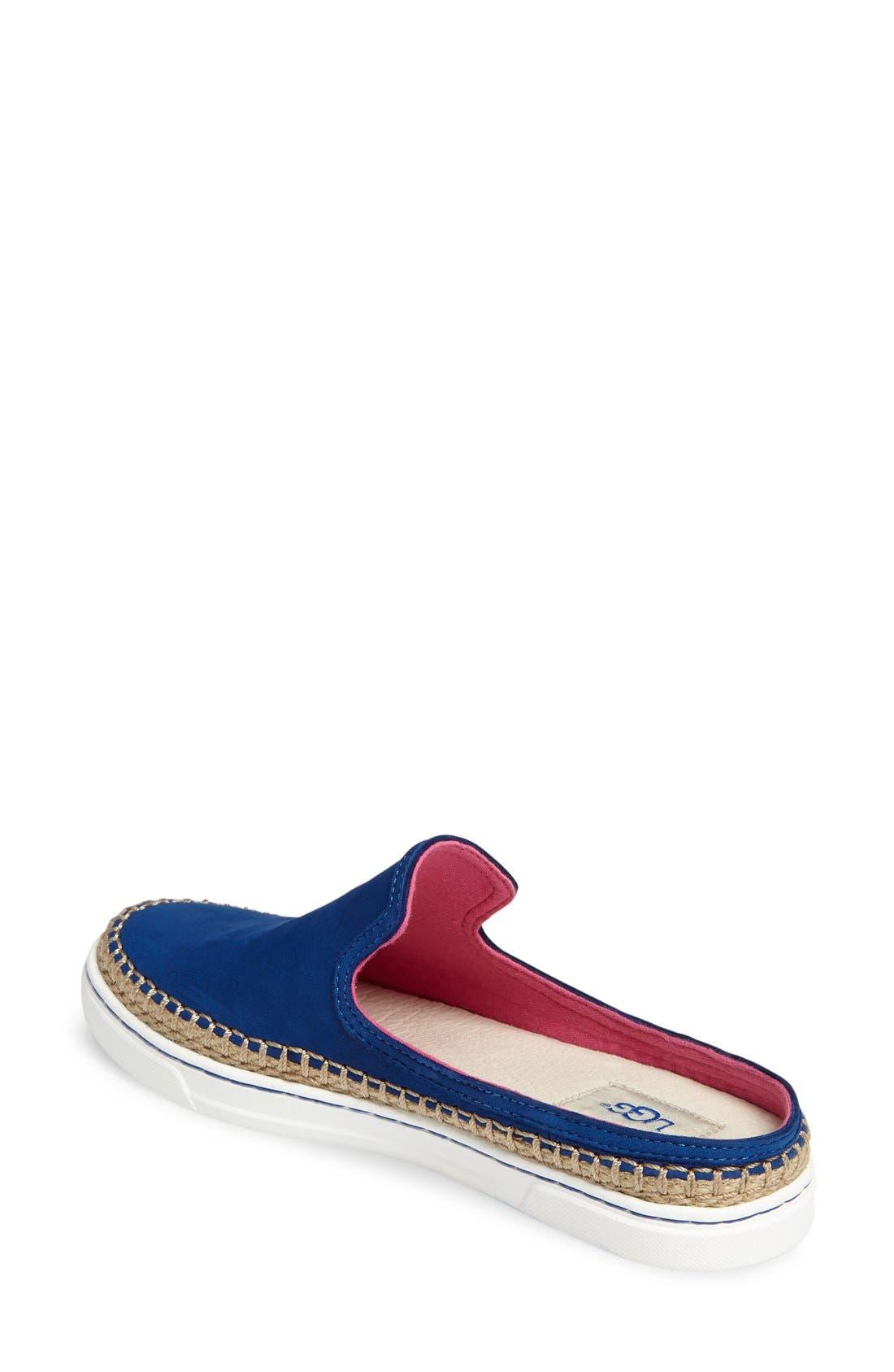 Alternate Image 2  - UGG® 'Caleel' Slip-On Sneaker (Women)