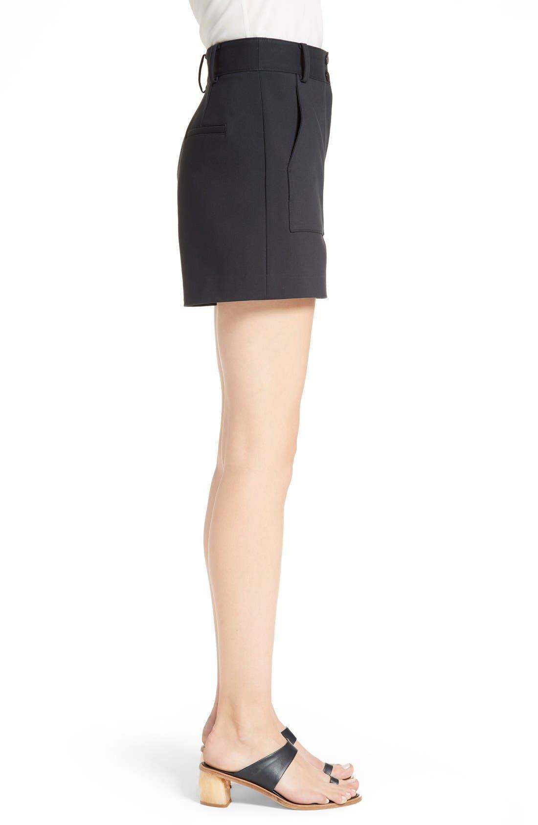 Alternate Image 4  - Tibi Urban Stretch Shorts