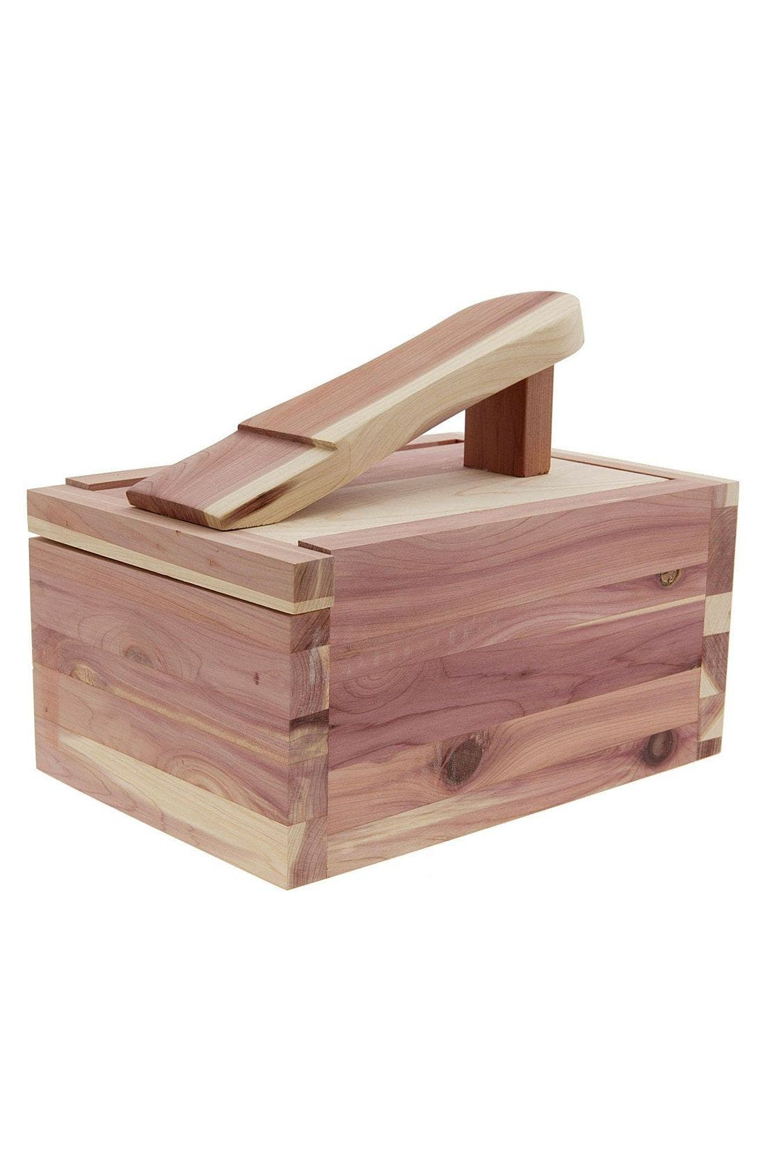Cedar Shoe Valet,                             Alternate thumbnail 3, color,
