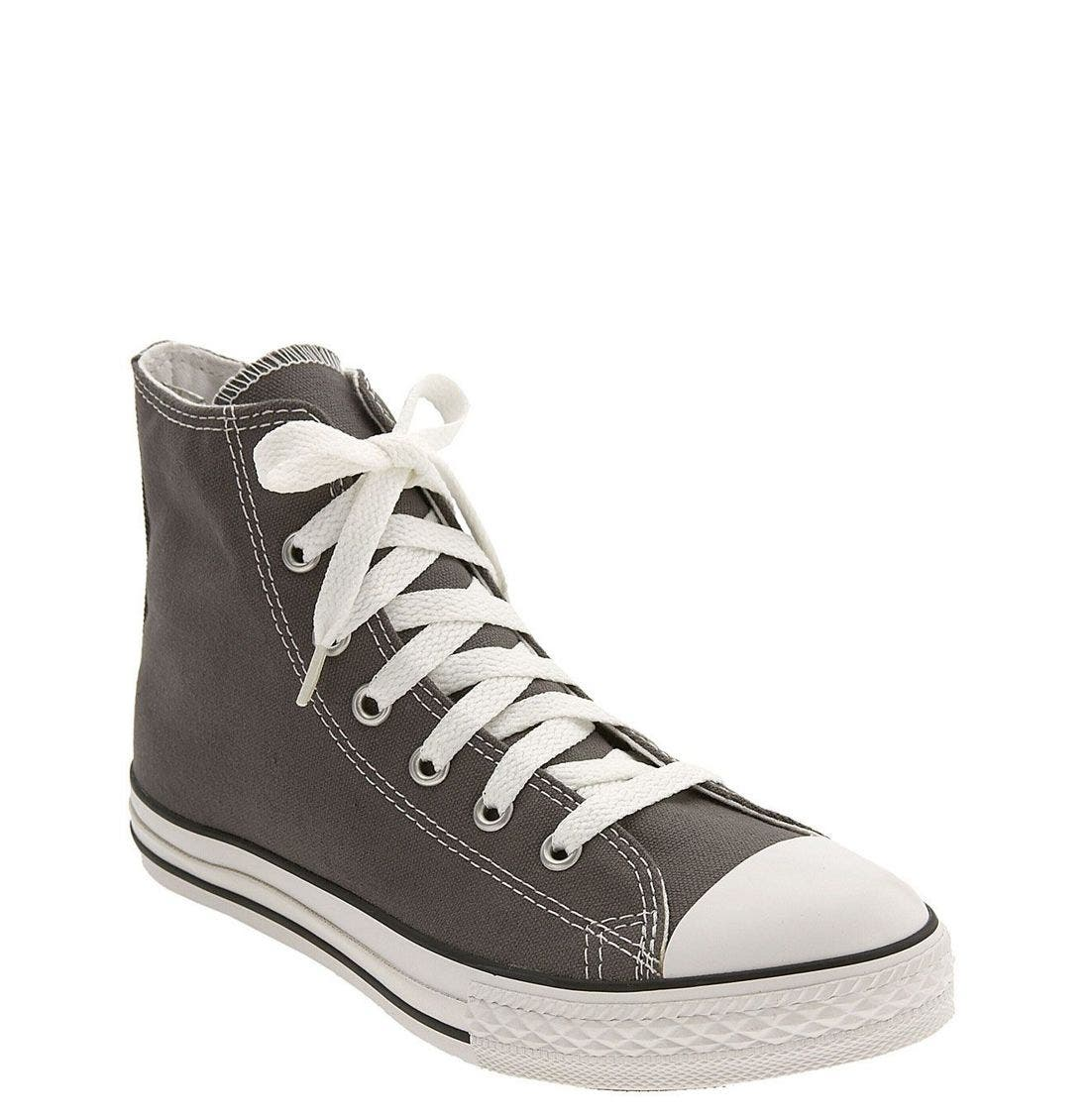 Alternate Image 1 Selected - Converse Chuck Taylor® High Top Sneaker (Baby, Walker & Toddler)