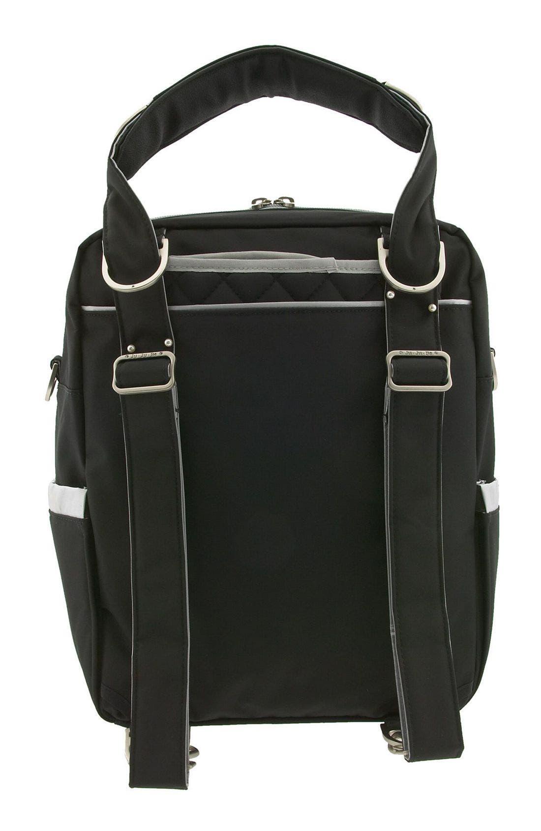 Alternate Image 4  - Ju-Ju-Be 'Packabe' Convertible Diaper Bag