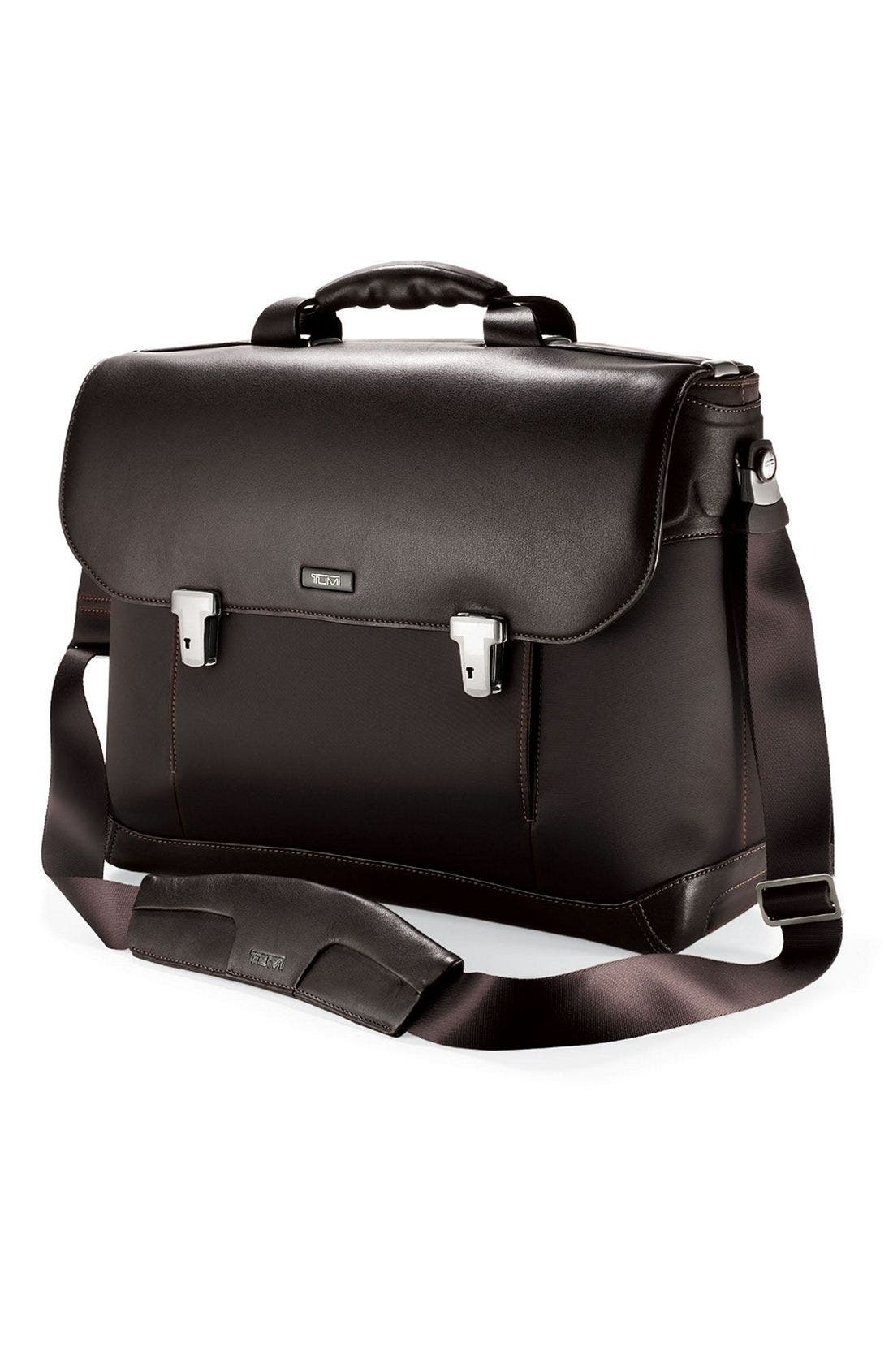 'Formula T' Briefcase with Dividers,                             Main thumbnail 1, color,