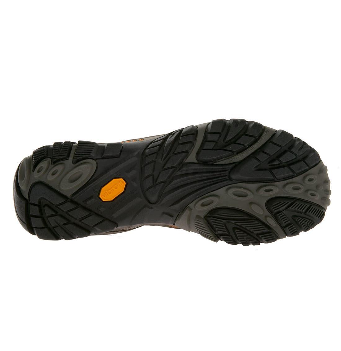 Alternate Image 4  - Merrell 'Moab GTX XCR' Hiking Shoe (Men)